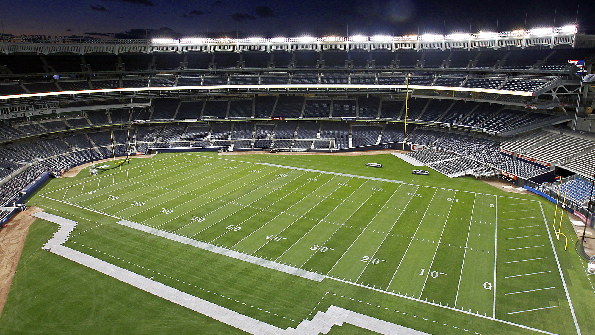 Princeton Football Will Face Dartmouth At Yankee Stadium During ...
