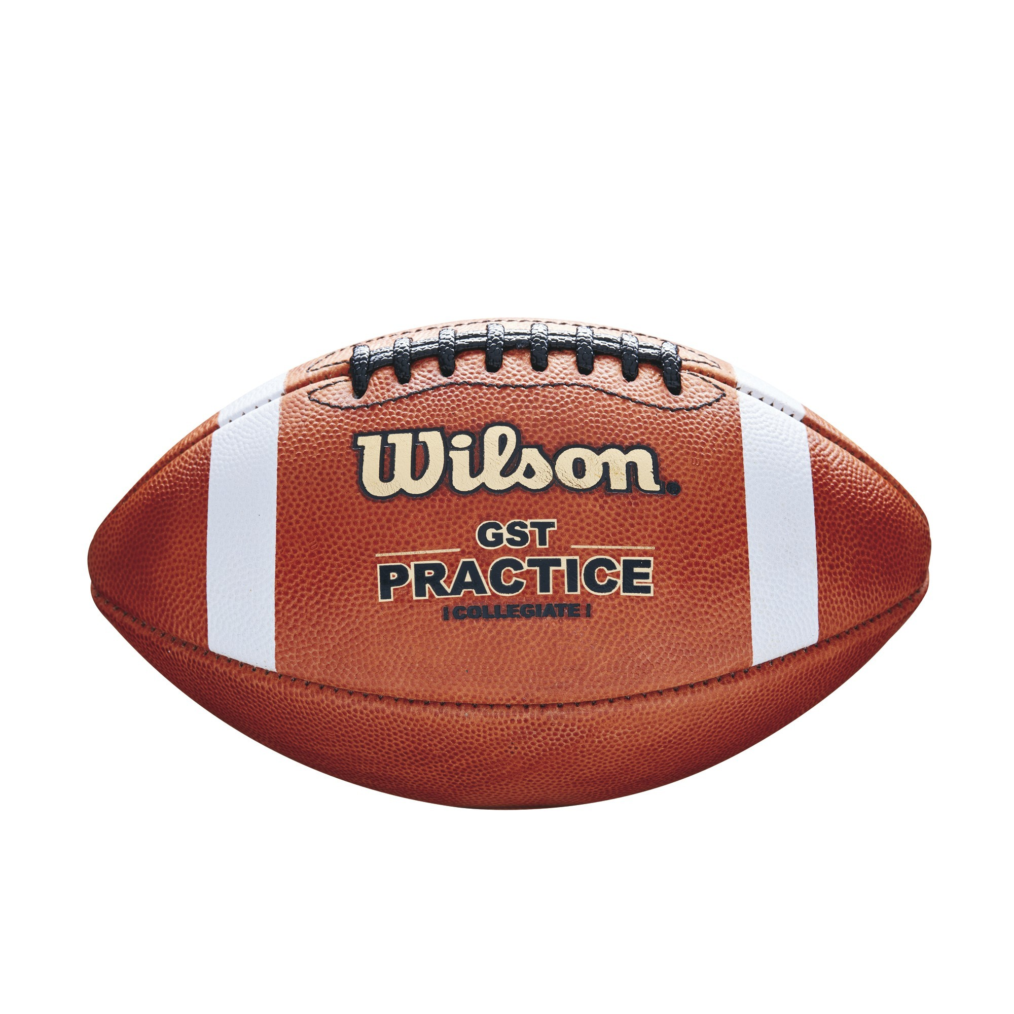 1003 GST LEATHER PRACTICE FOOTBALL | Wilson Sporting Goods