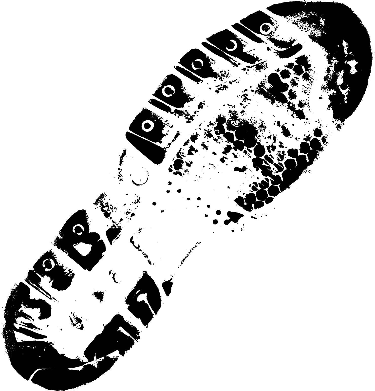 10 Shoe Footprints (PNG Transparent) | OnlyGFX.com
