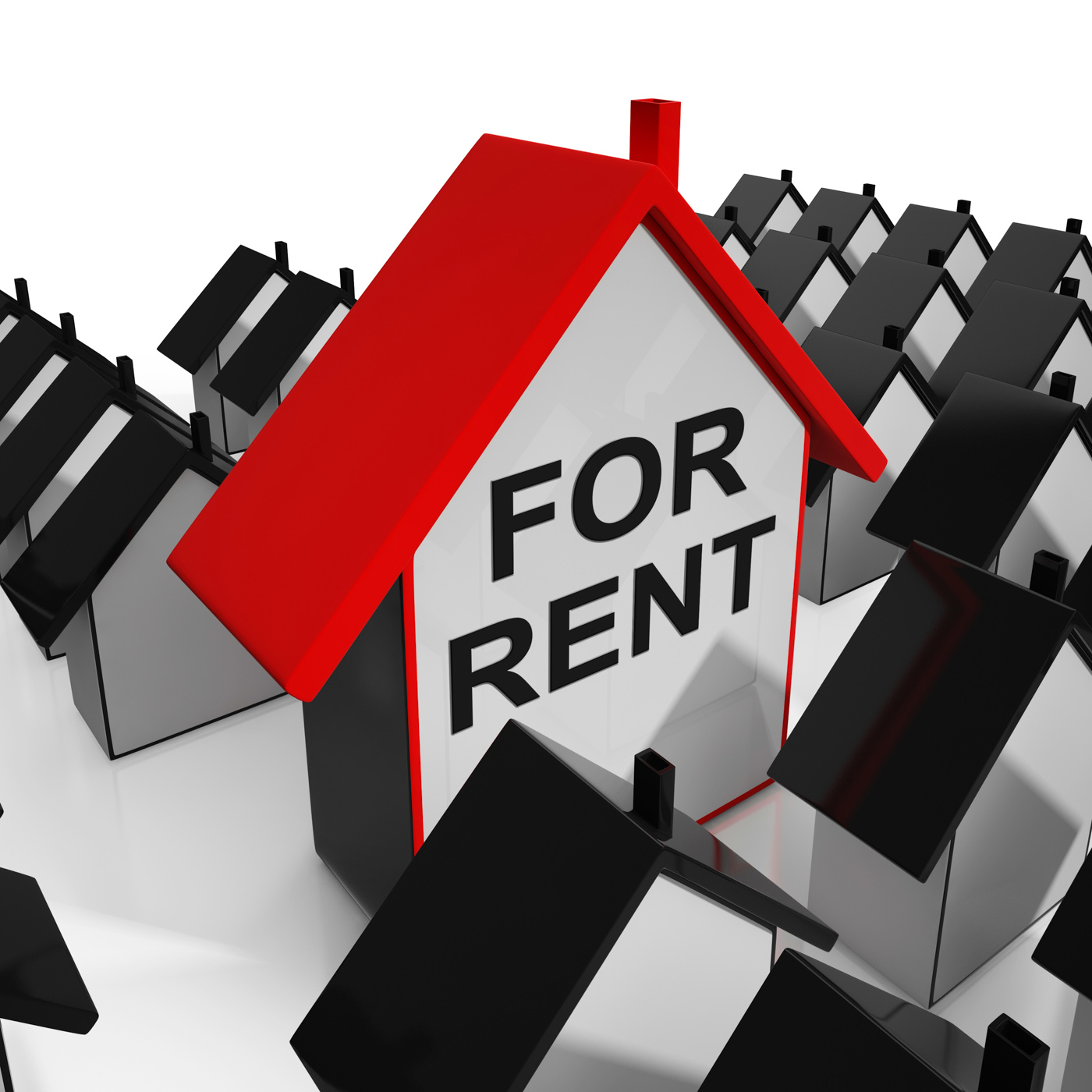For Rent House Means Leasing To Tenants, Sublease, Rentout, Rental, Rent, HQ Photo