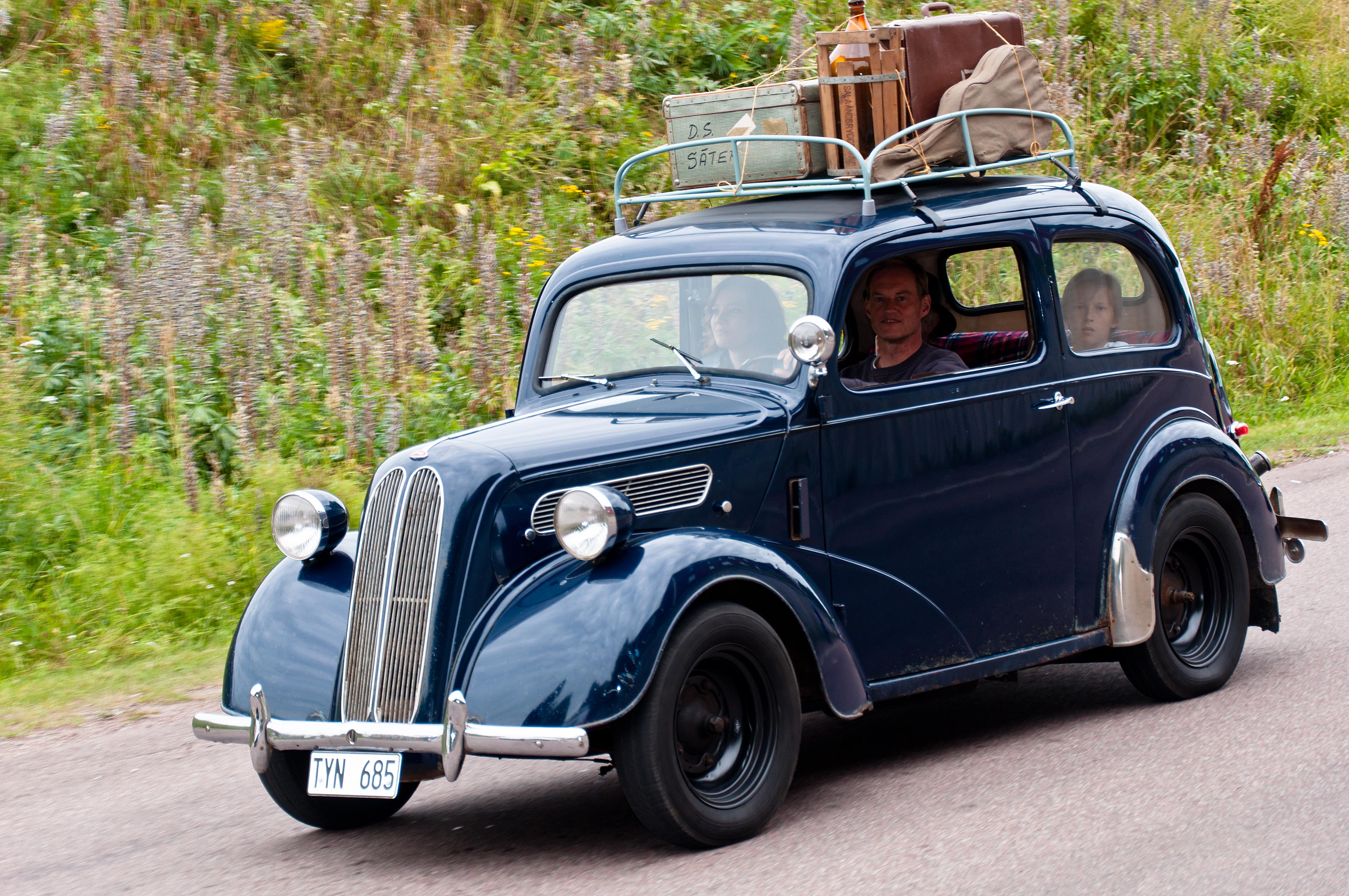 Ford Anglia Tudor 1951, 1951, Anglia, Car, Ford, HQ Photo