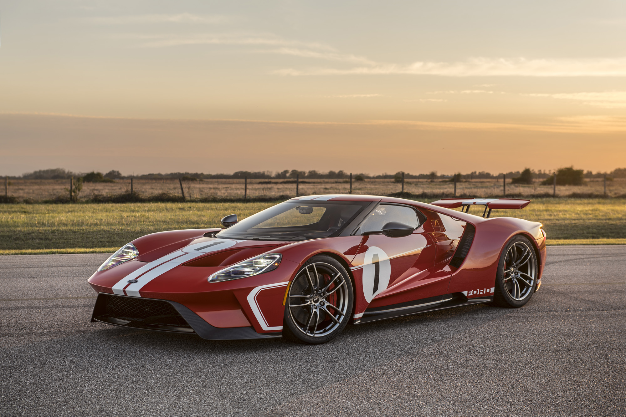 Ford Gt Hennessey Performance
