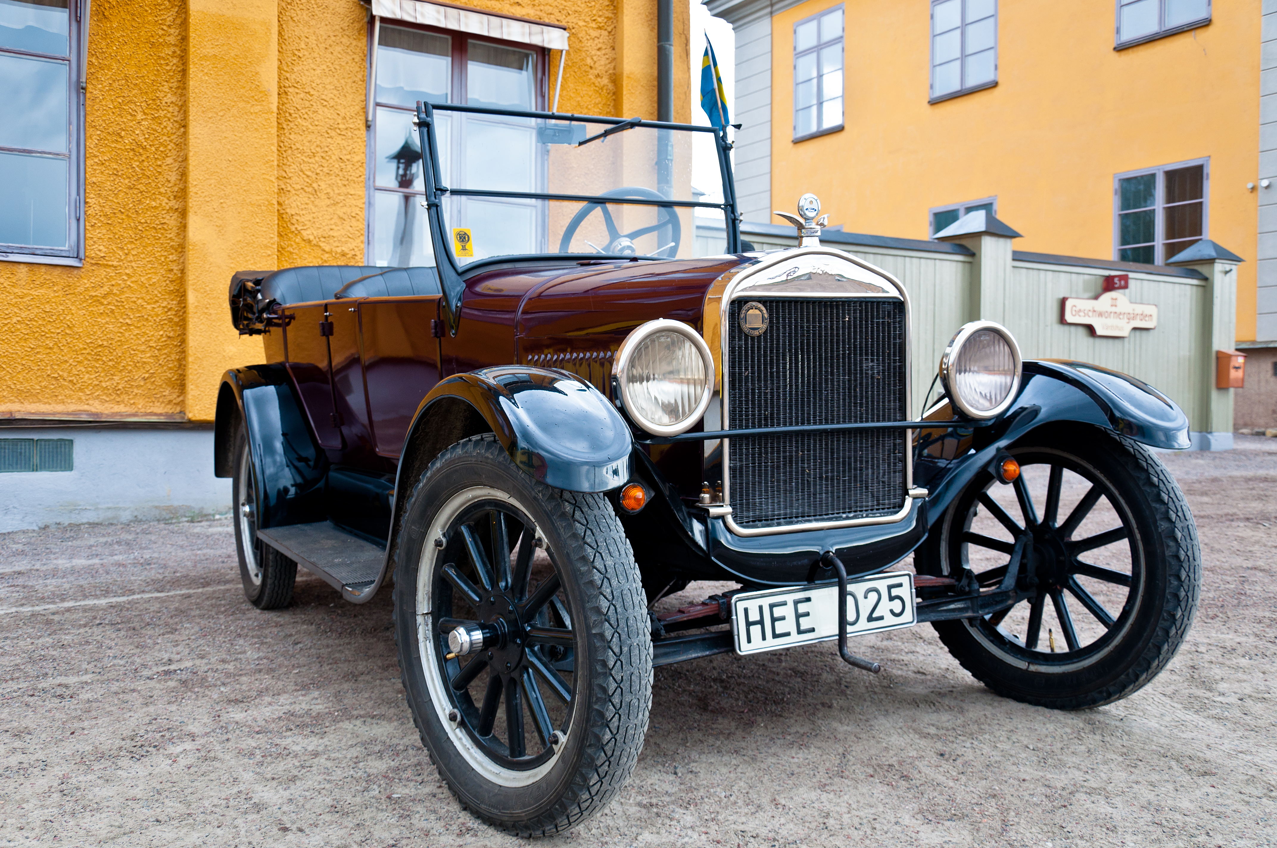 Ford t touring 1926 photo
