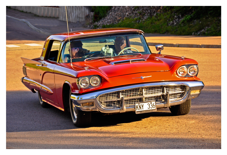 Ford thunderbird 1960 photo