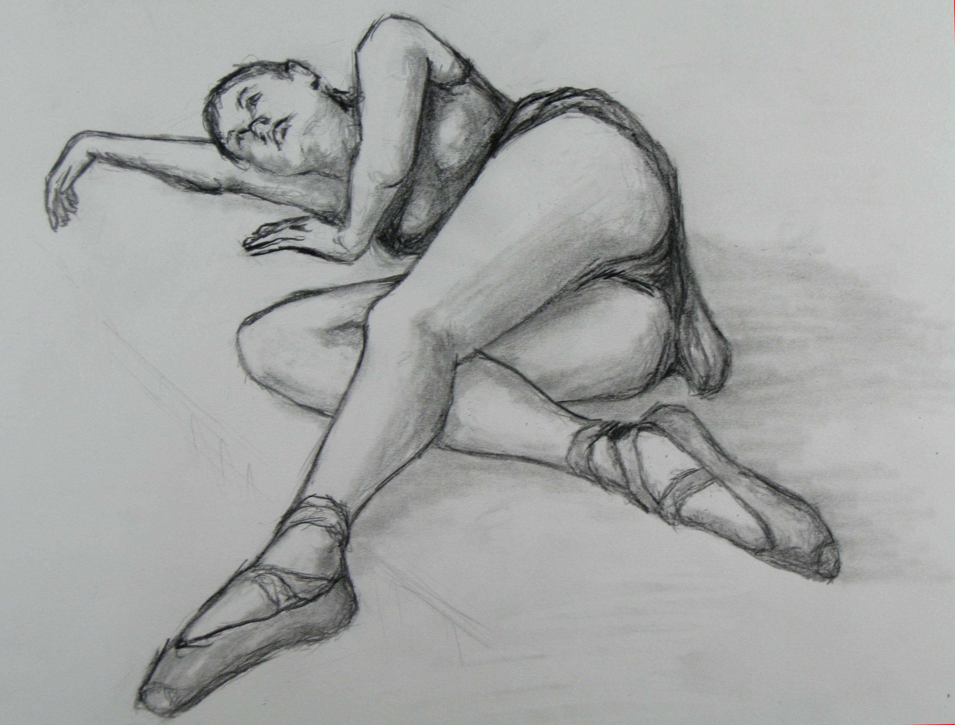 Foreshortening – Tryon Sculpture Arts