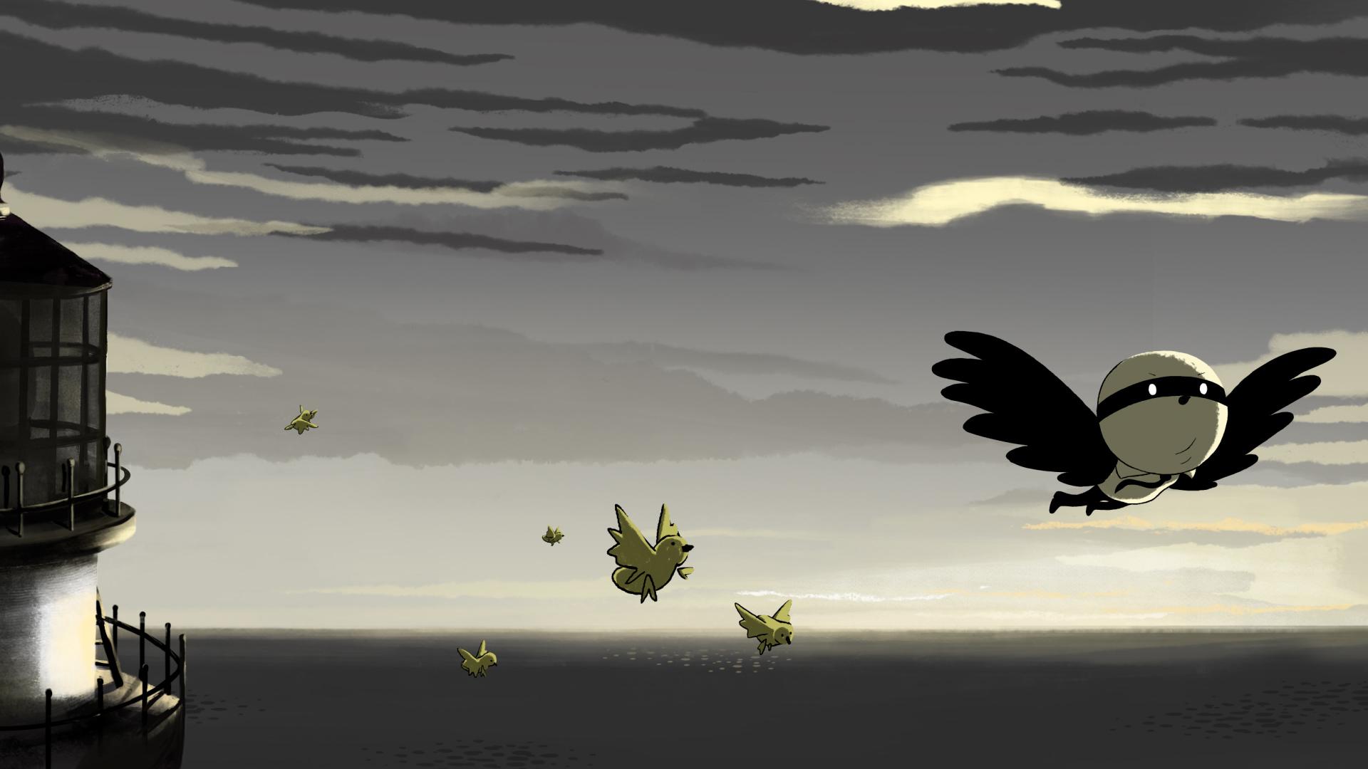 Birdboy: The Forgotten Children – GKIDS