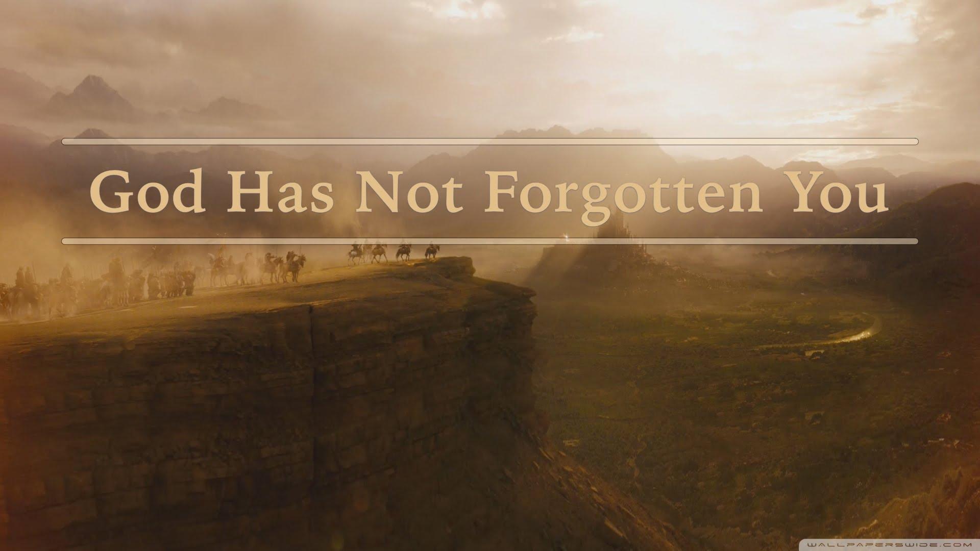 Forgotten photo
