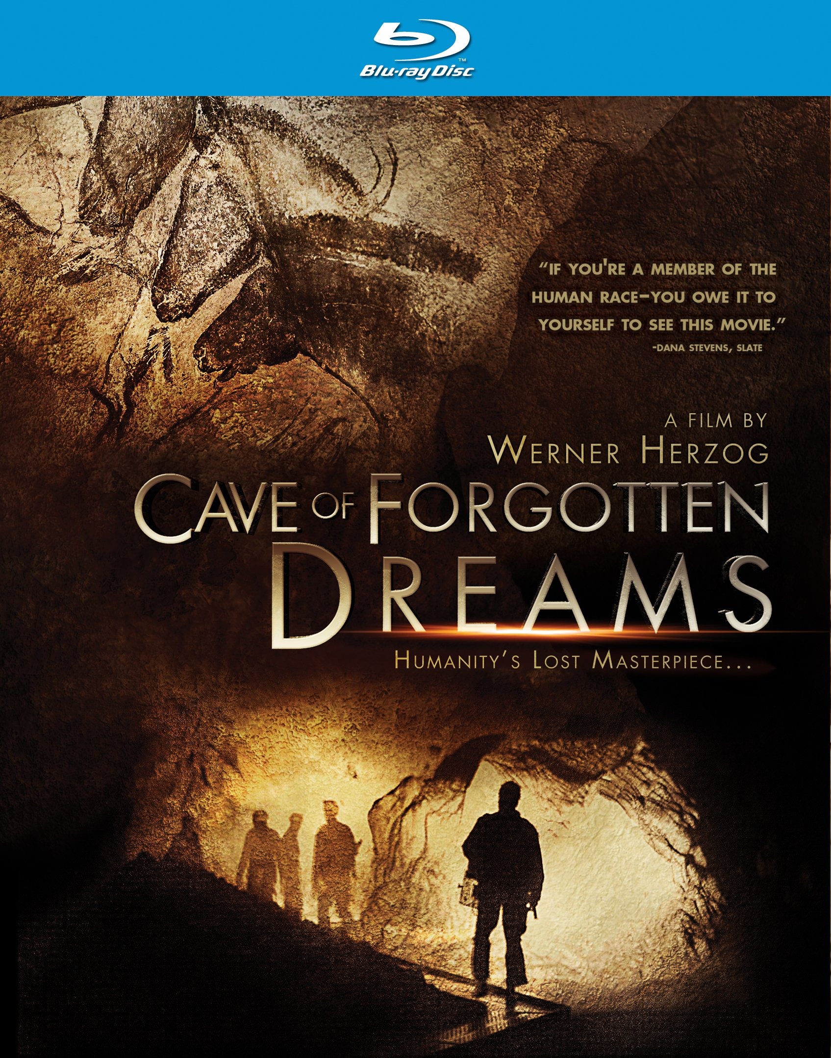 Cave of Forgotten Dreams DVD Release Date November 29, 2011