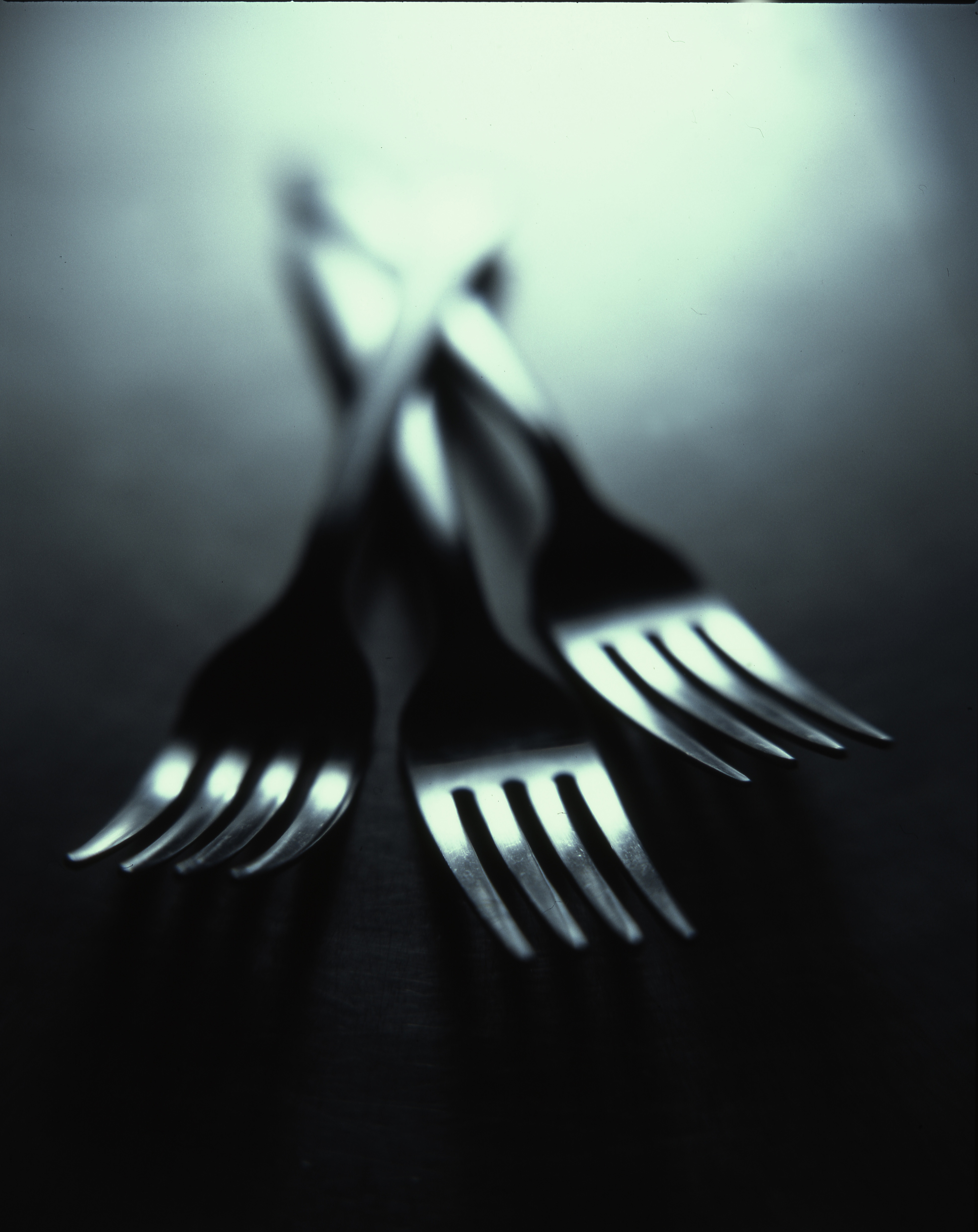 Fork, Eat, Food, Metal, Object, HQ Photo