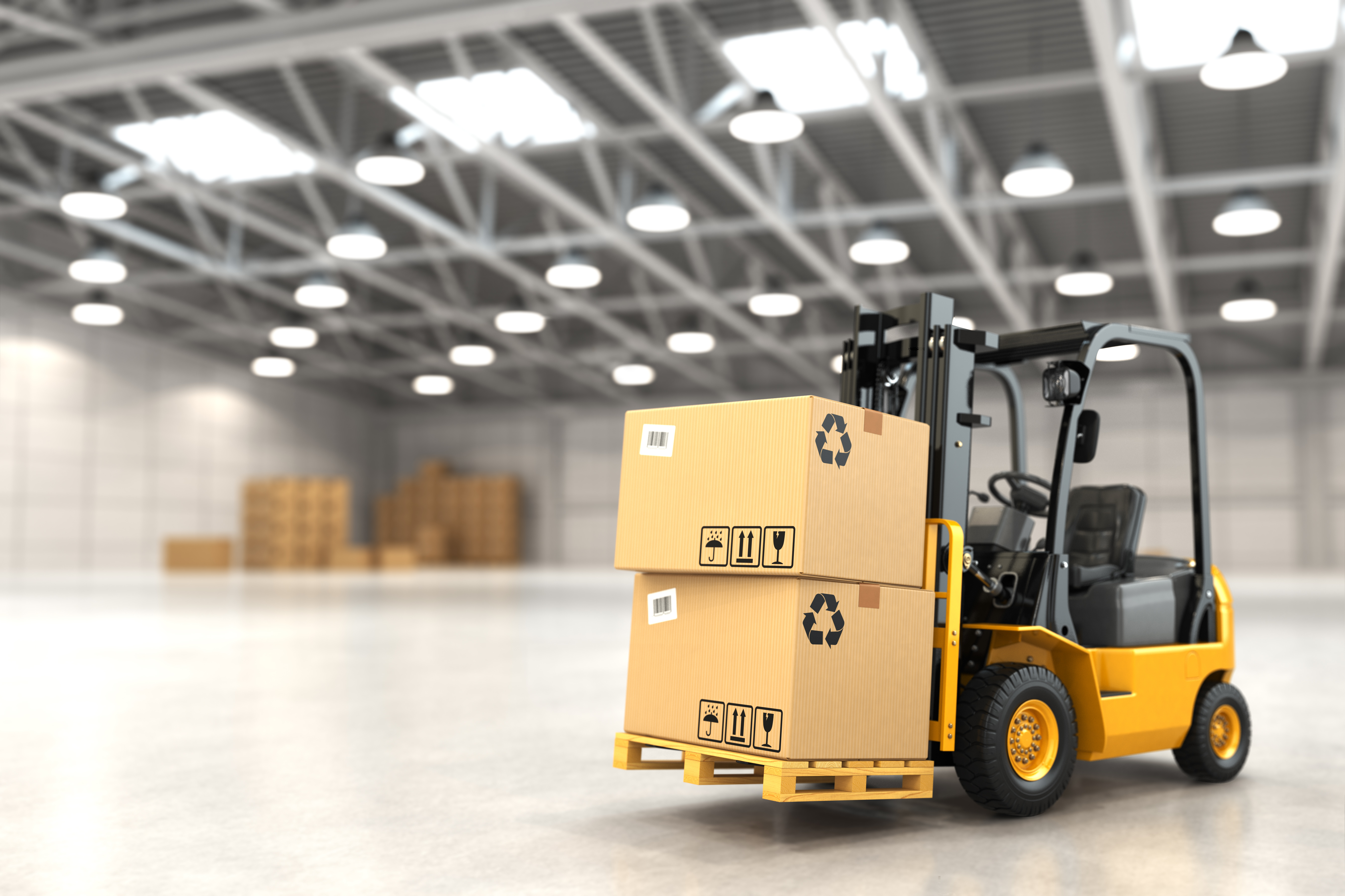 5 Most Important Parts of a Forklift | CertifyMe.net