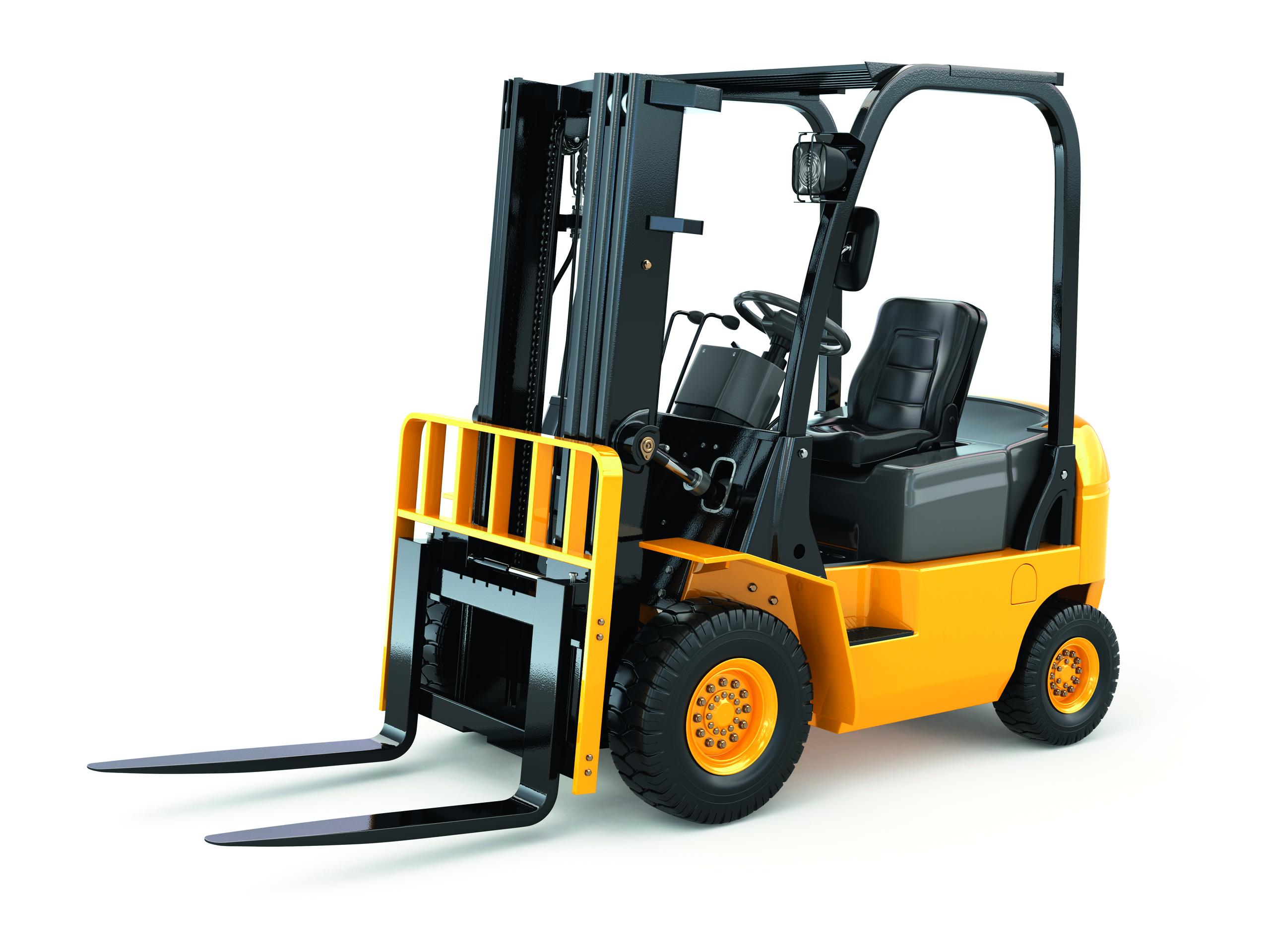 Free photo: Forklift Truck - Cartoon, Forklift, Industrial ...