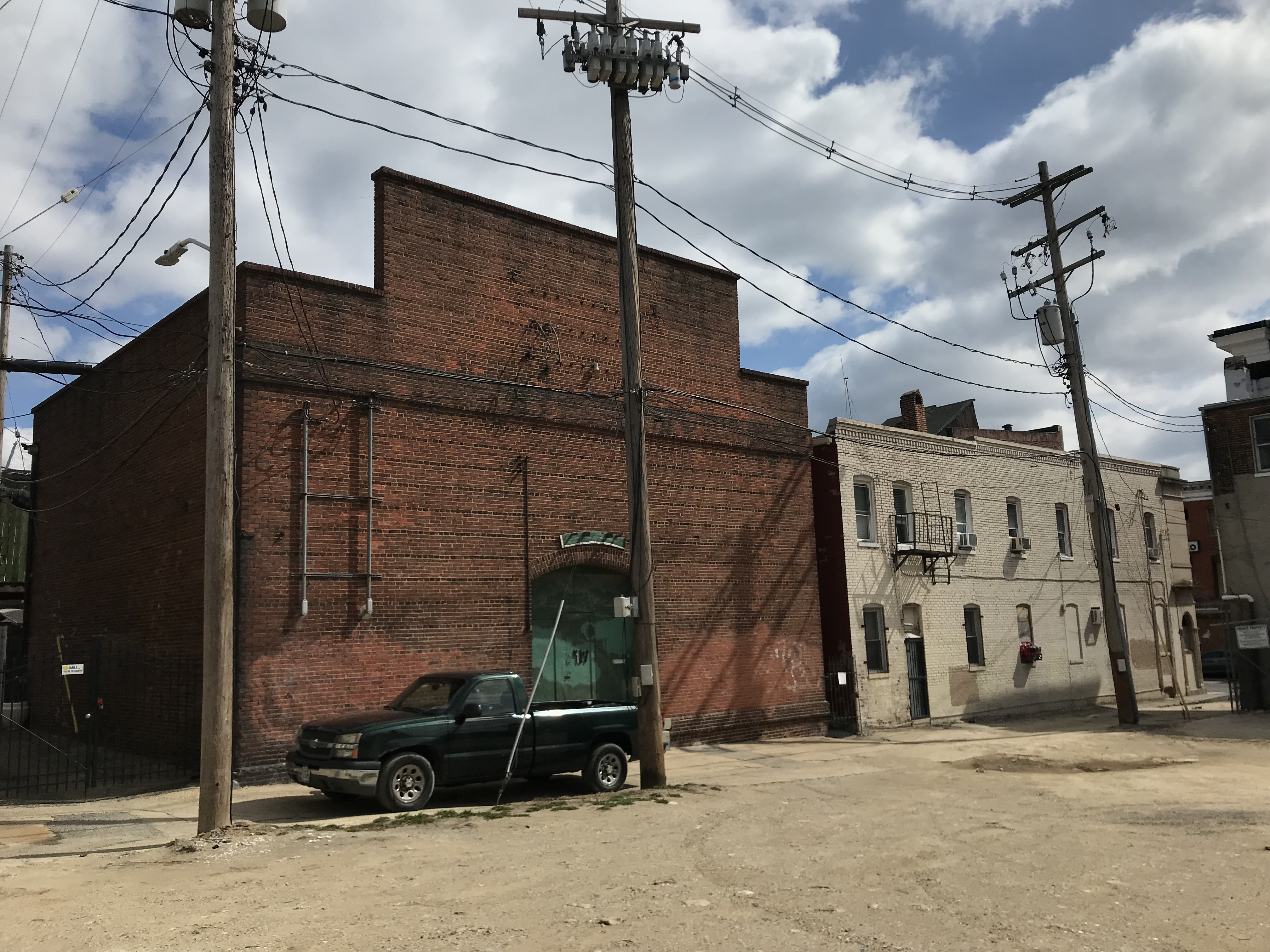 Former stable/light industrial building, 419 griffin court, baltimore, md 21231 photo