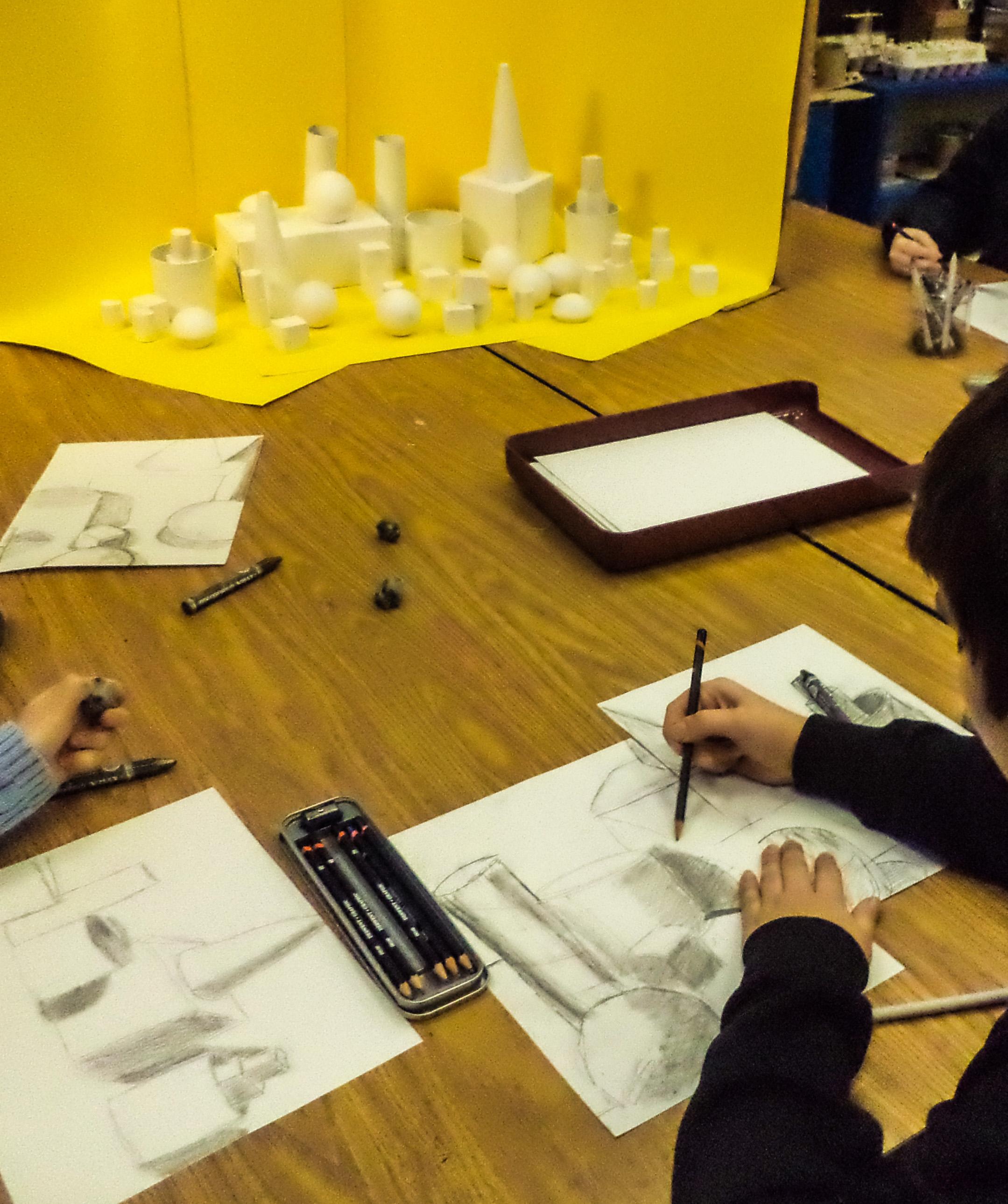 Drawing Boot Camp | Self-Directed Art
