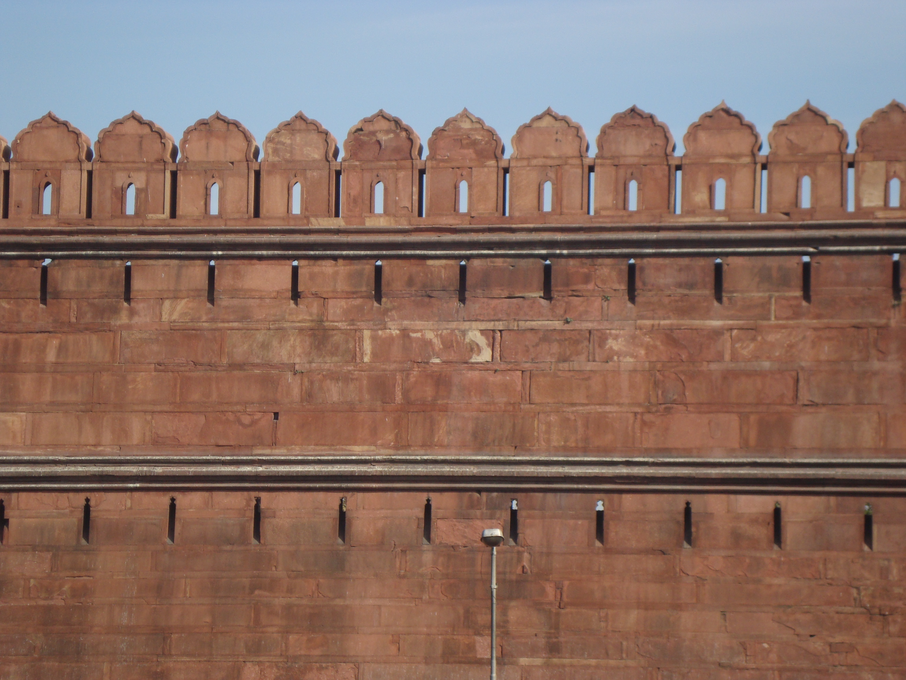 Fort wall photo