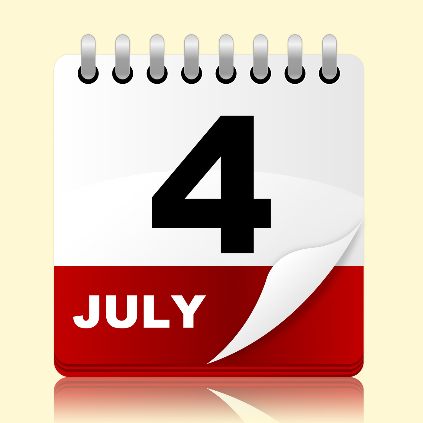Fourth july represents planning reminder and month photo