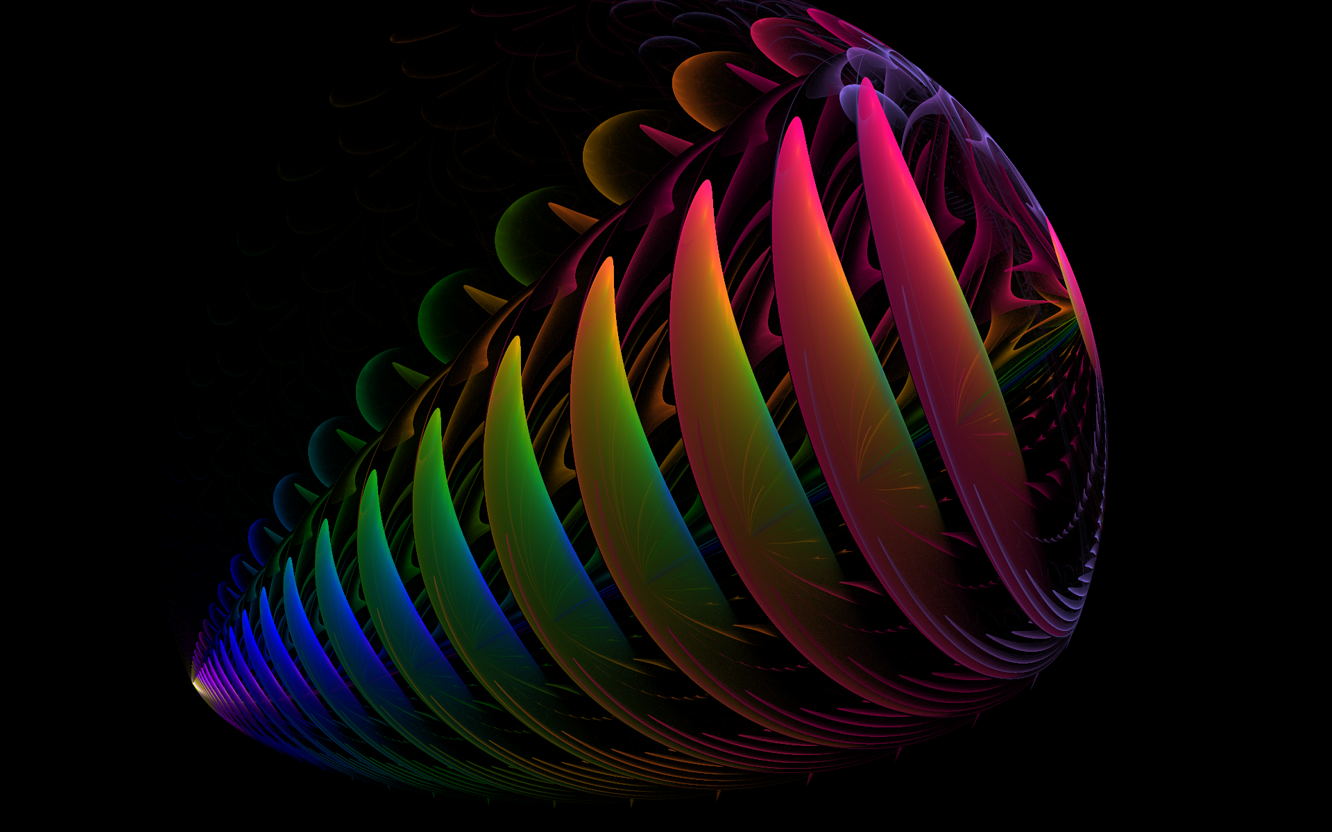 Spinning Top by riverfox1.deviantart.com | Fractal Art Creations ...