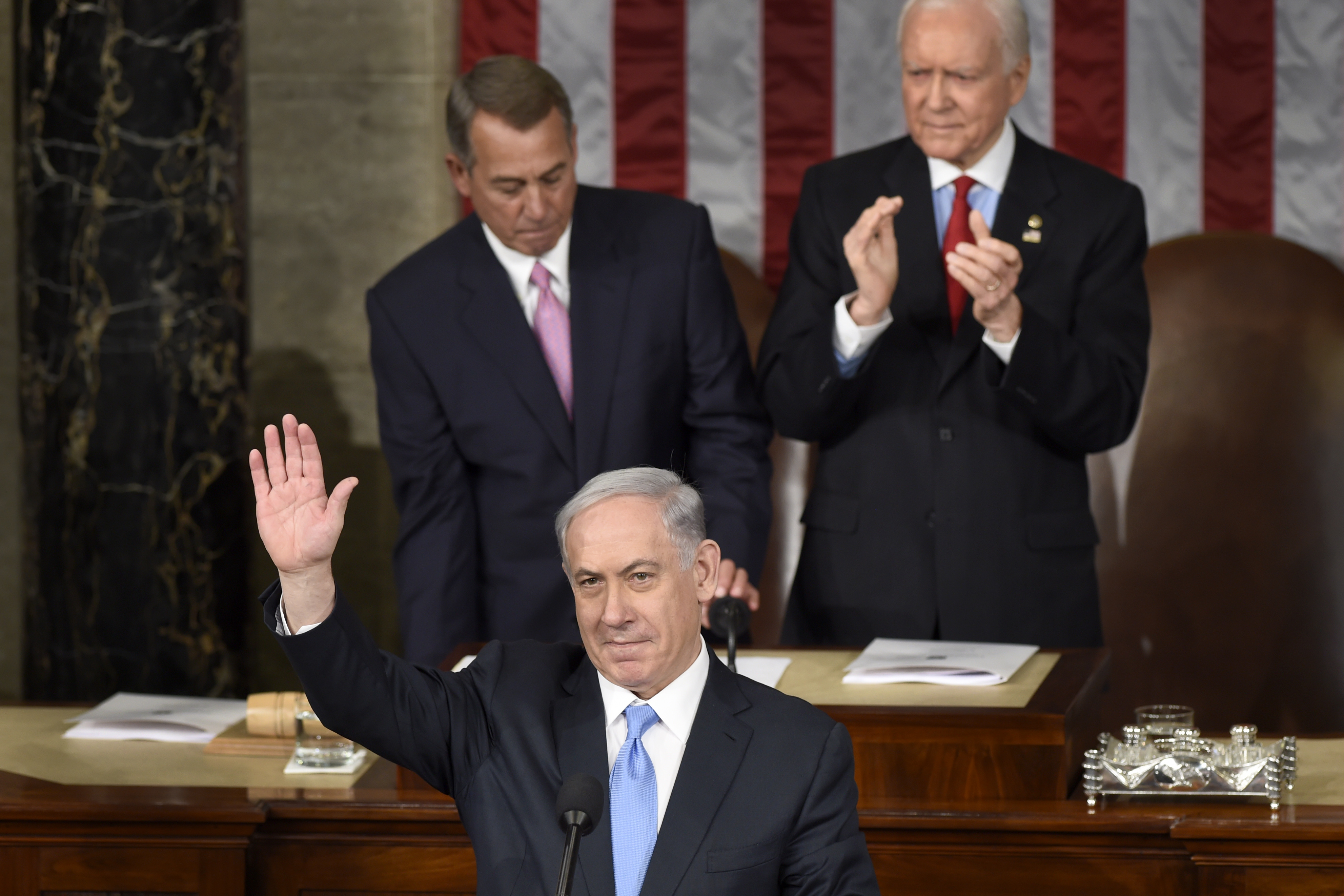 Fallout from Congress speech could determine Netanyahu's fate | The ...