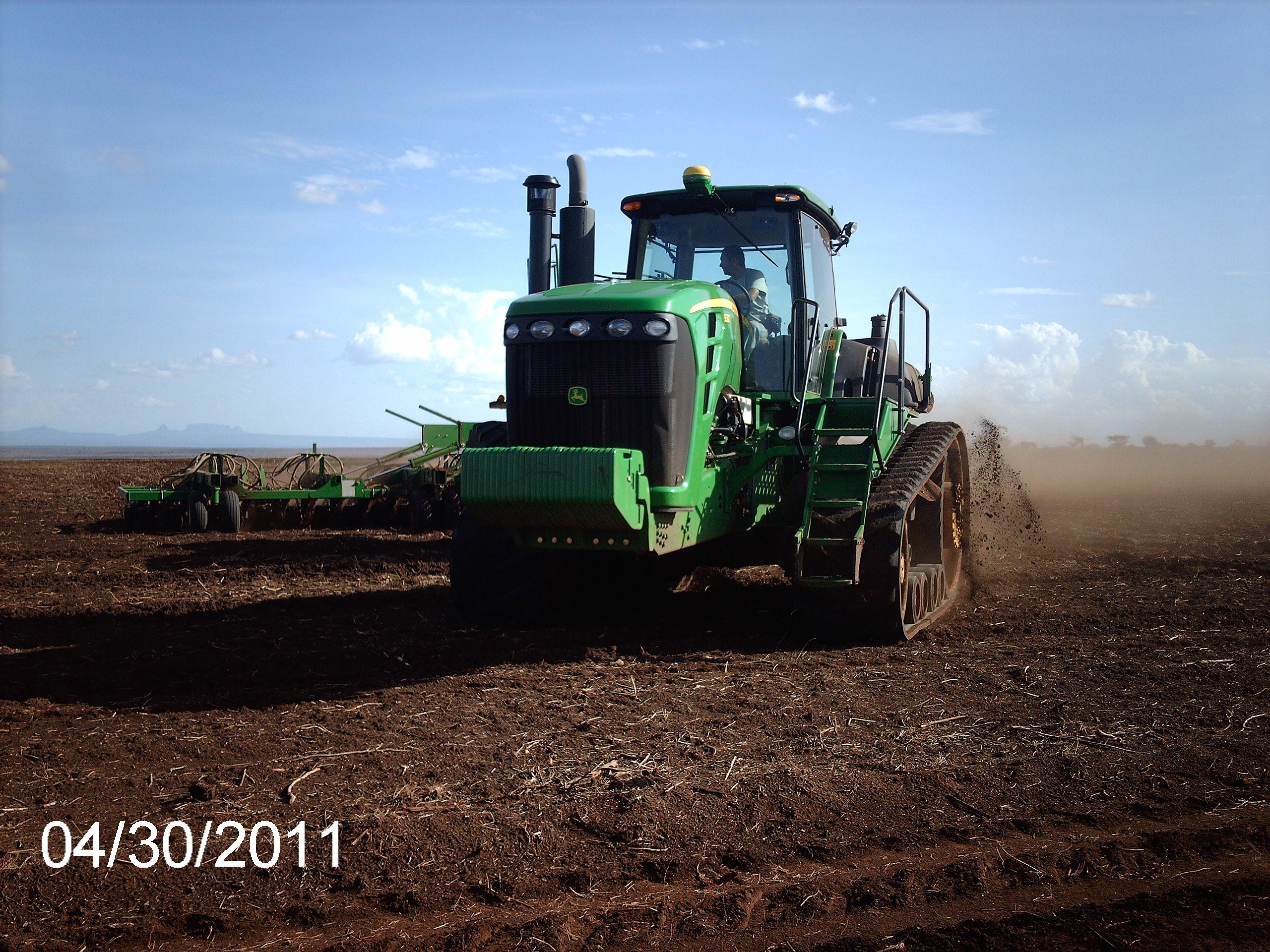 Seed Farm Initiative  