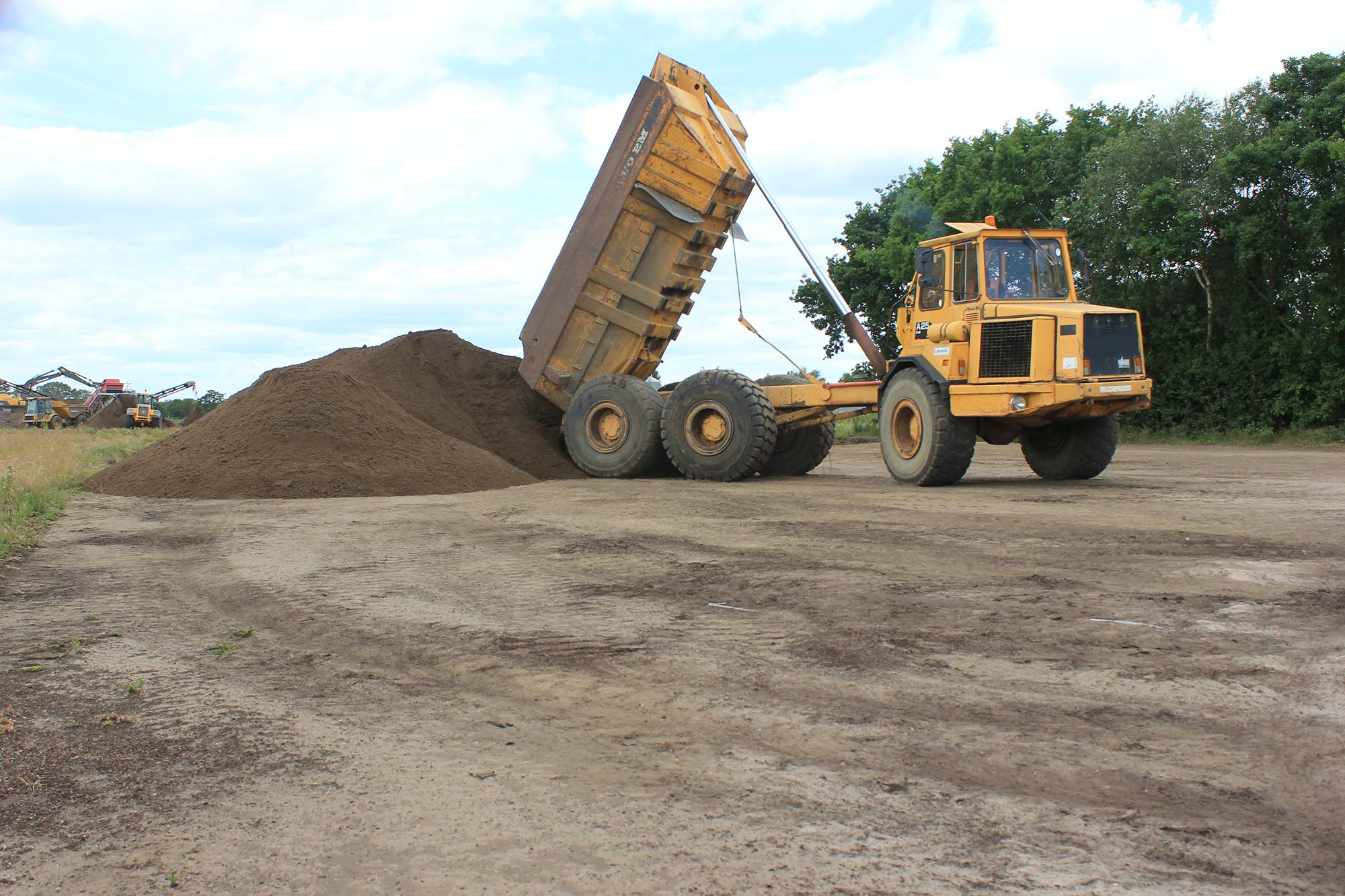 Screened Topsoil in Bulk Bags   National Delivery