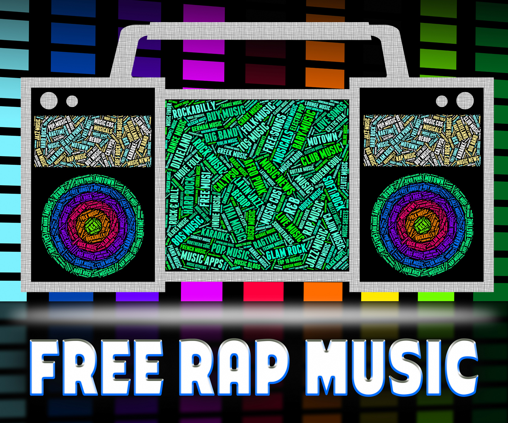 Free rap music shows no cost and emceeing photo