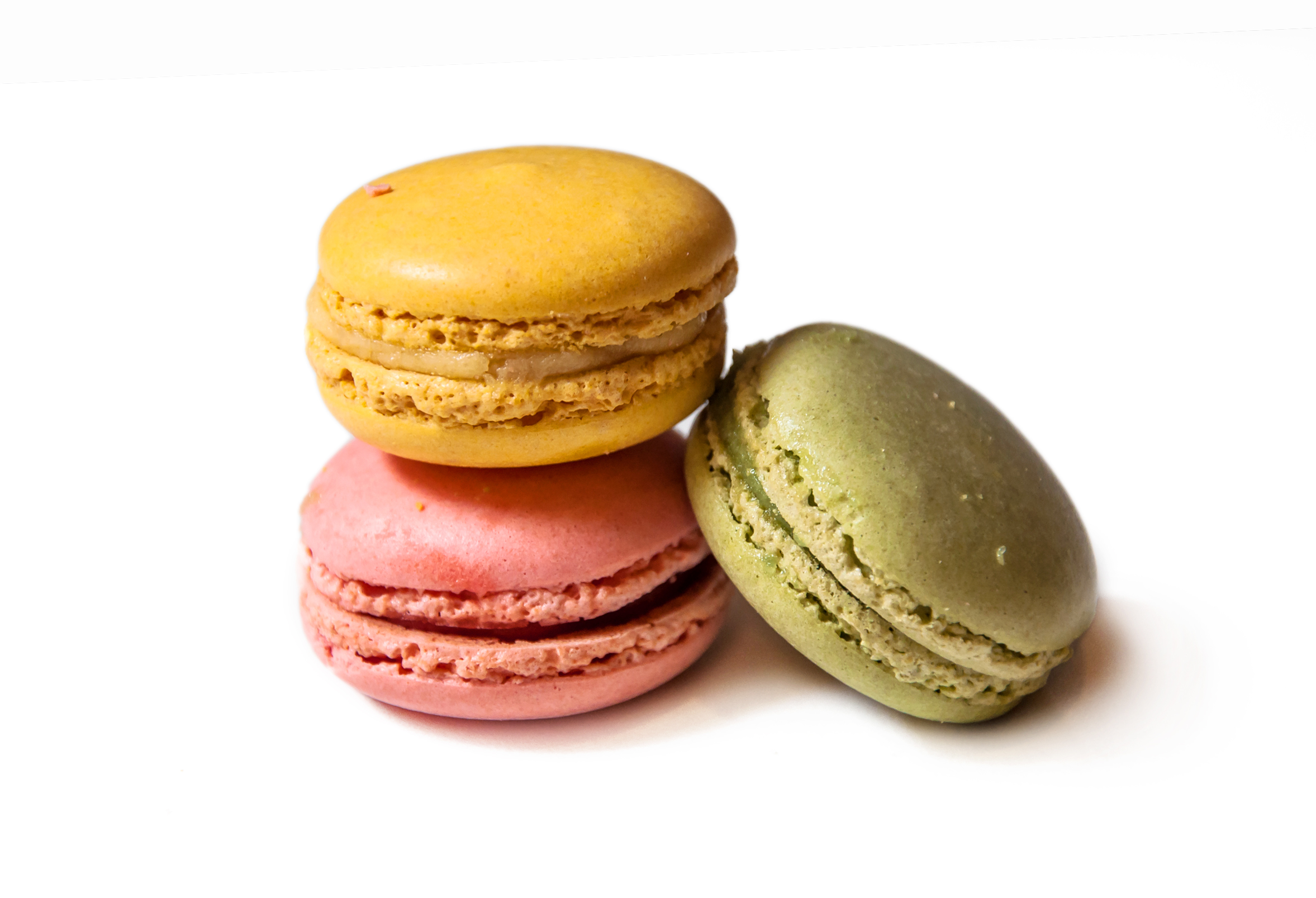 French macaroons dessert cookies, Almonds, Macaroon, Traditional, Tasty, HQ Photo