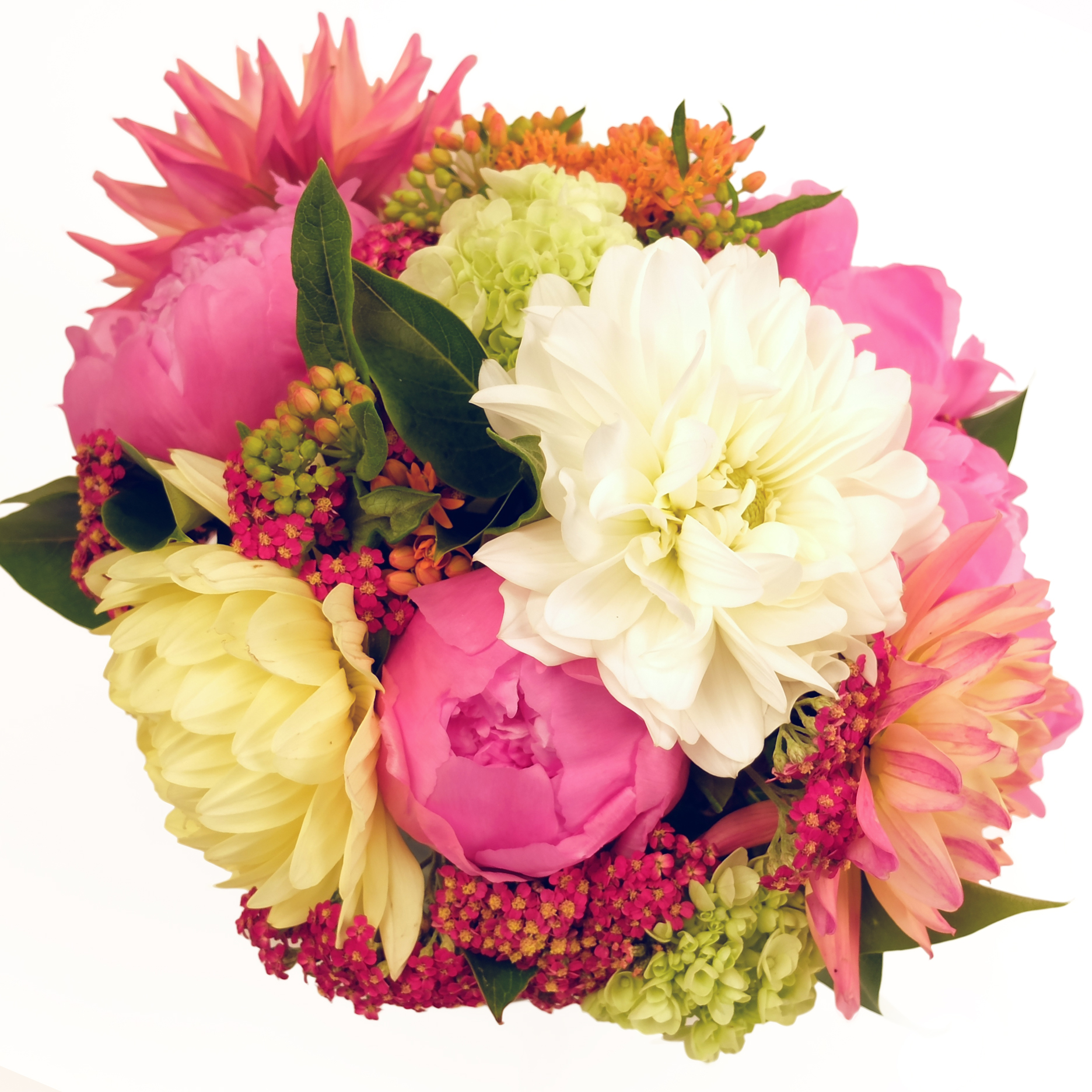 Fresh From The Garden Flower Bouquet – Shop Portland