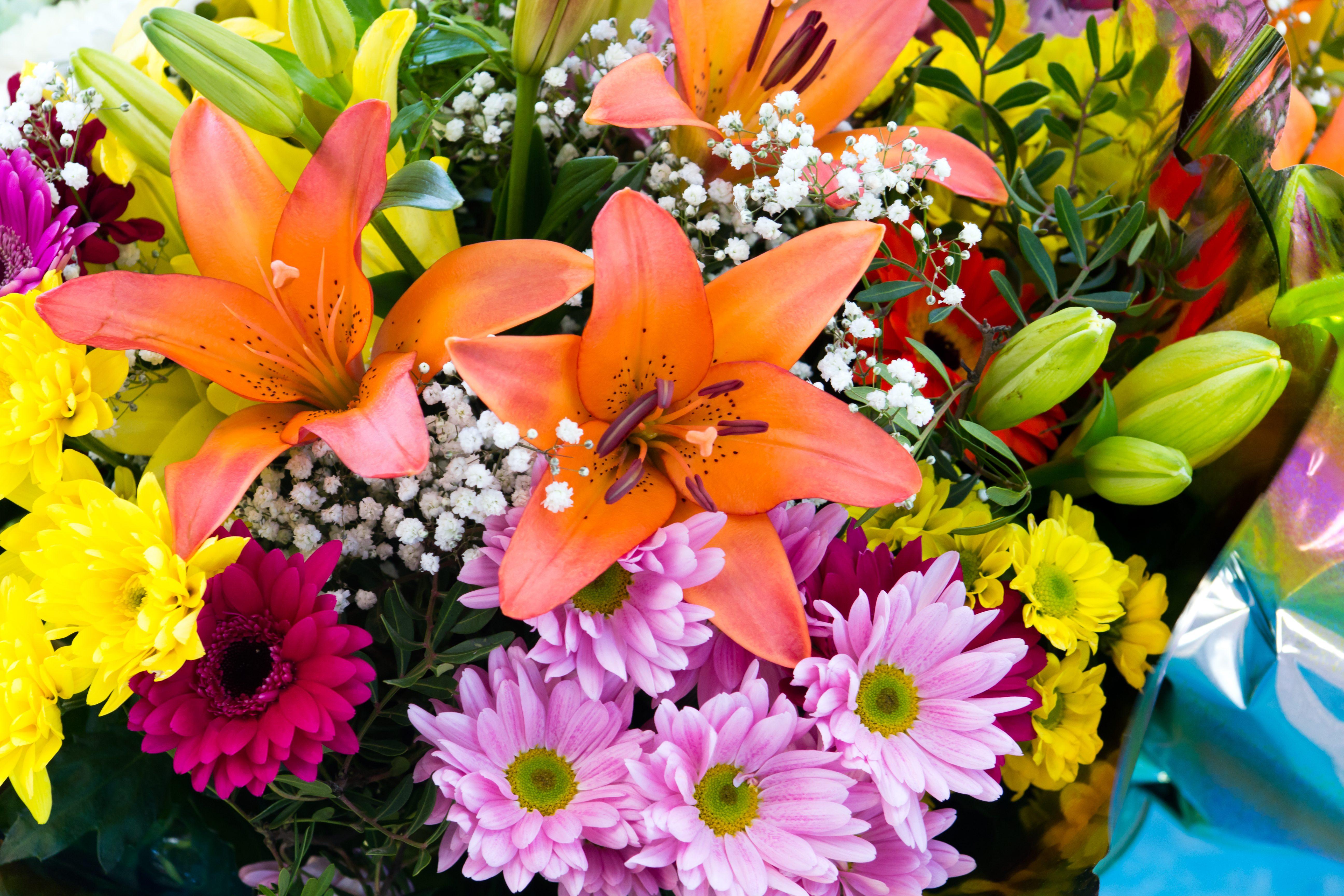 Pin by LemongrassWedding on Fresh Flower Bouquets | Pinterest ...