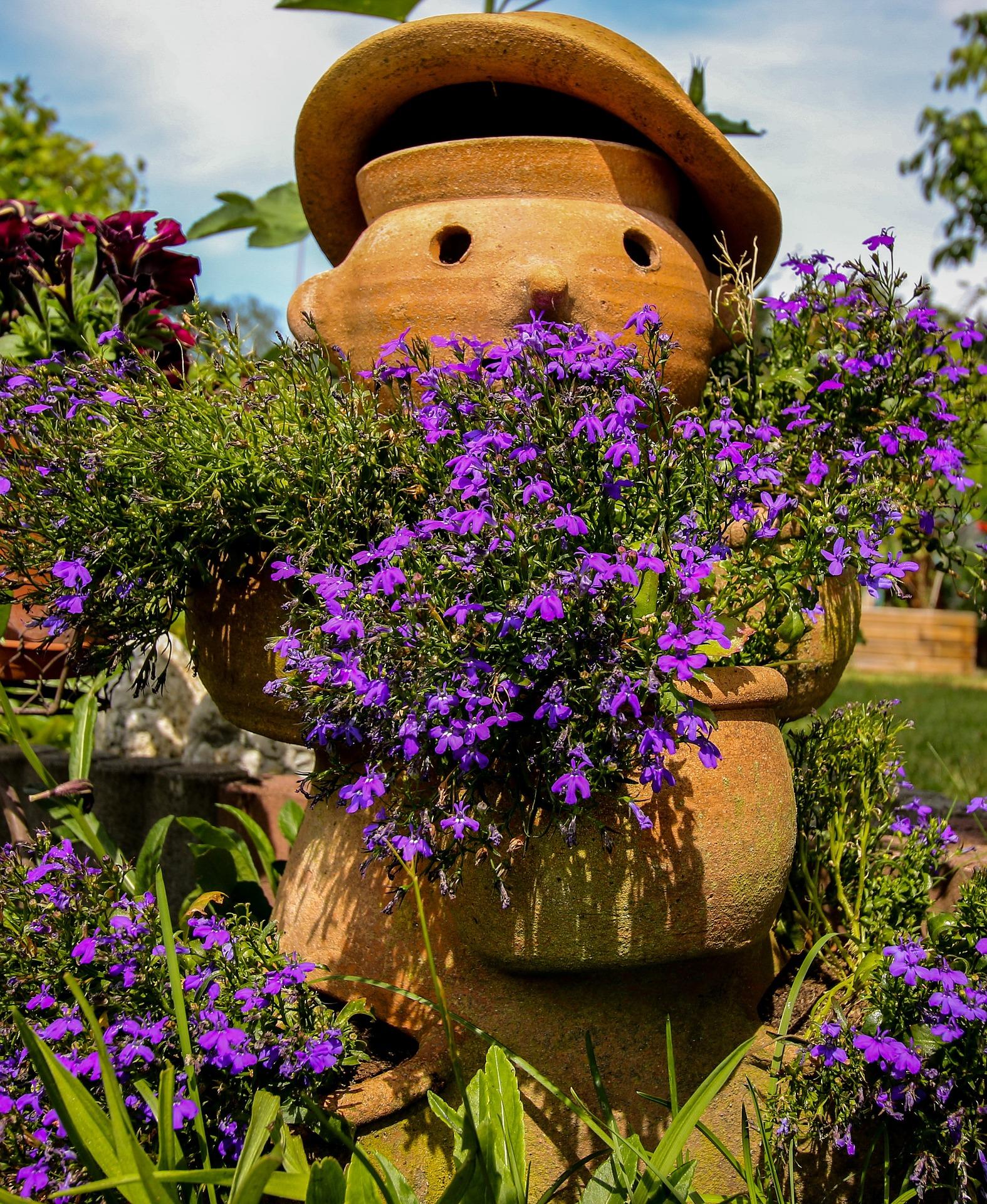 Fresh flowers photo