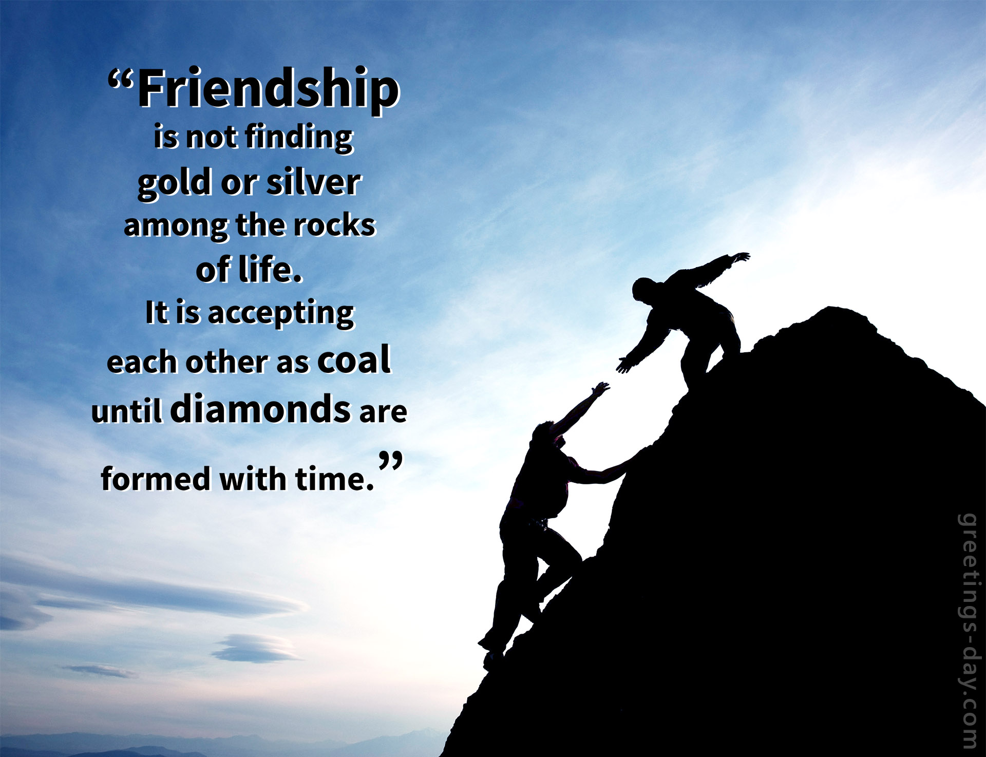 Friendship Quotes & Pictures.