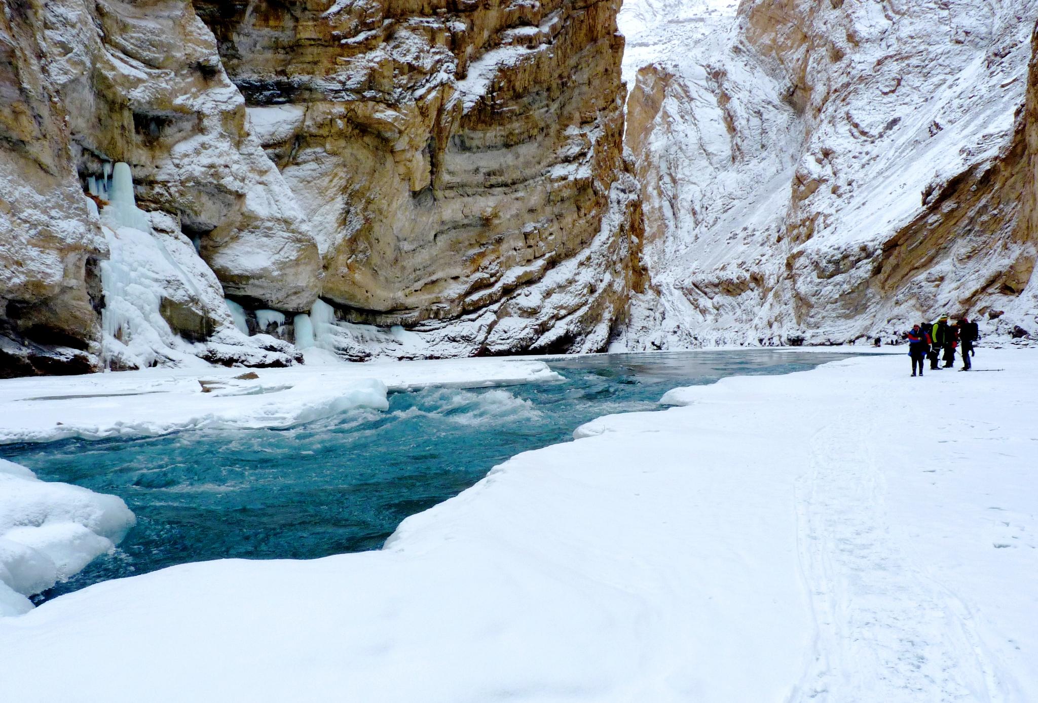 Chadar Frozen River Trek > Himalayan Climber