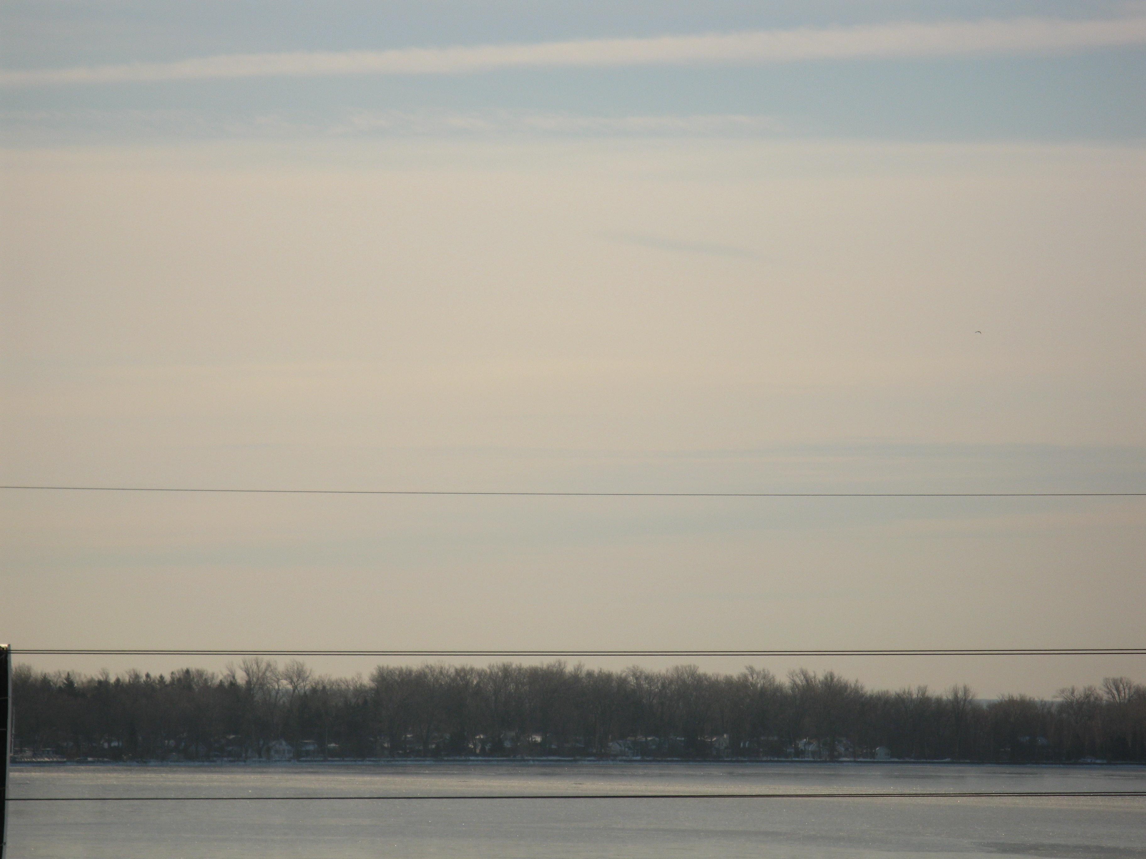 Frozen Toronto harbour, 9ish, 2013 02 10 -ak.JPG, Coast, Landscape, Ocean, Outdoor, HQ Photo