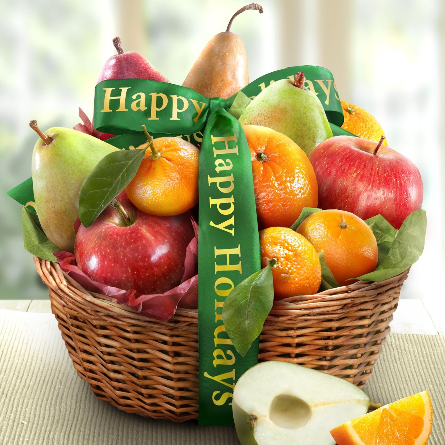 Amazon.com : Golden State Fruit Orchard Favorites Gift Basket ...
