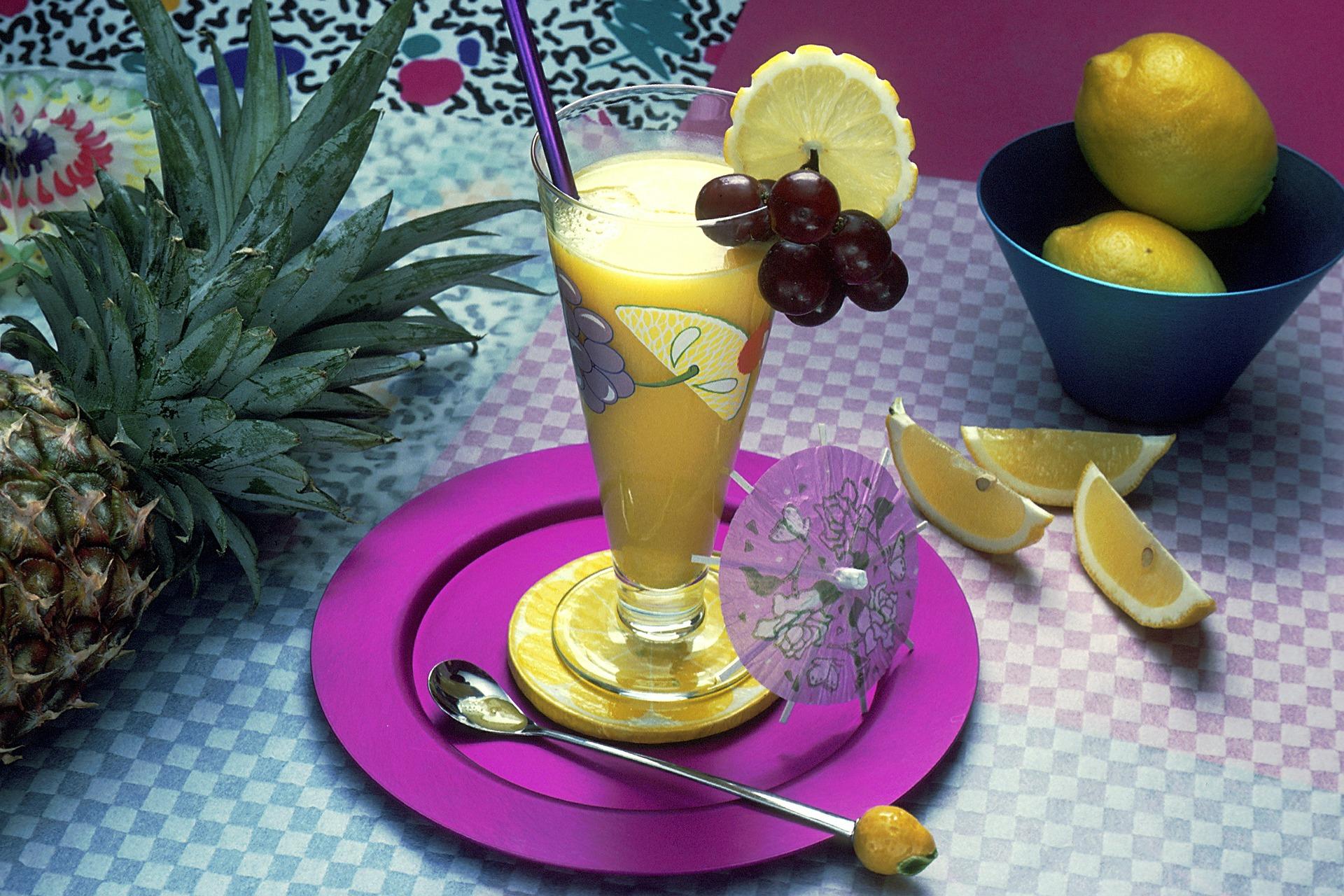 Fruit beverage photo