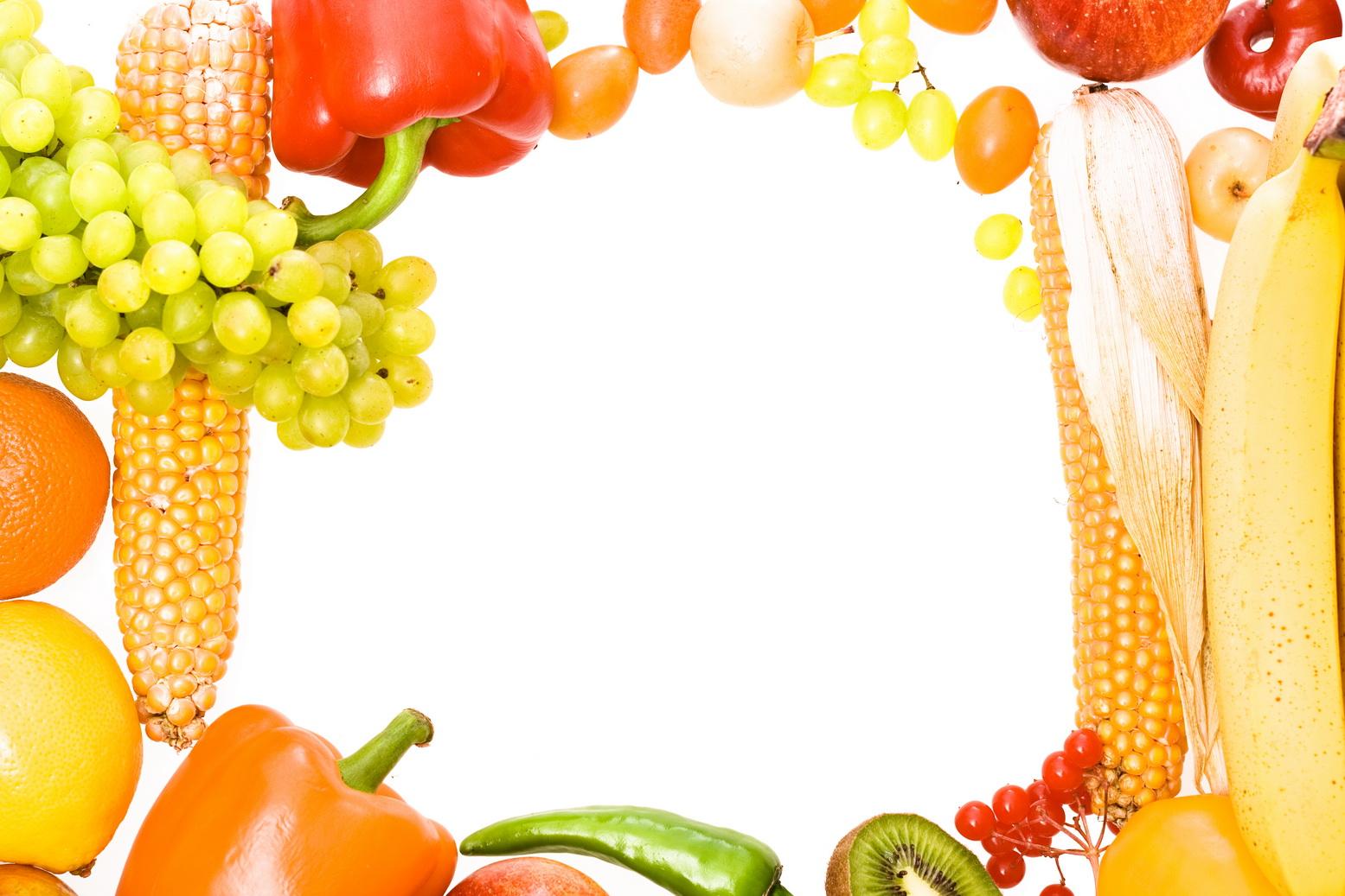 Fruit frame, Banana, Border, Color, Diet, HQ Photo