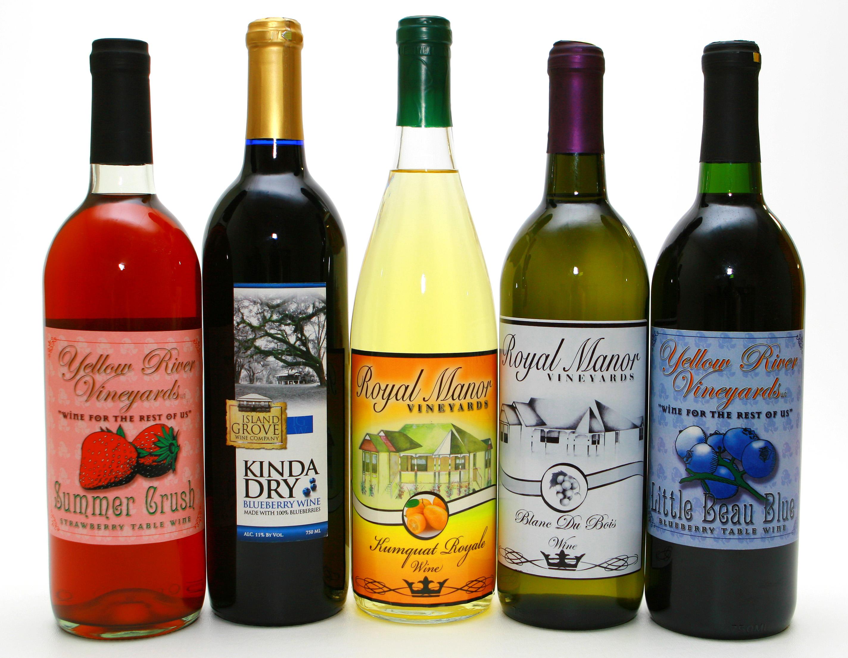 Fruit wine photo
