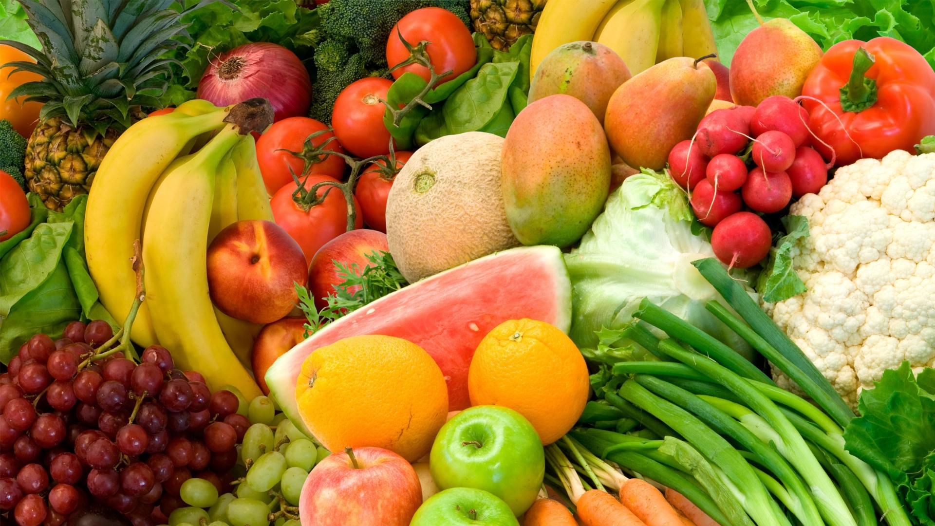 Fruits & Vegetables Wallpapers 2 - 1920 X 1080 | stmed.net