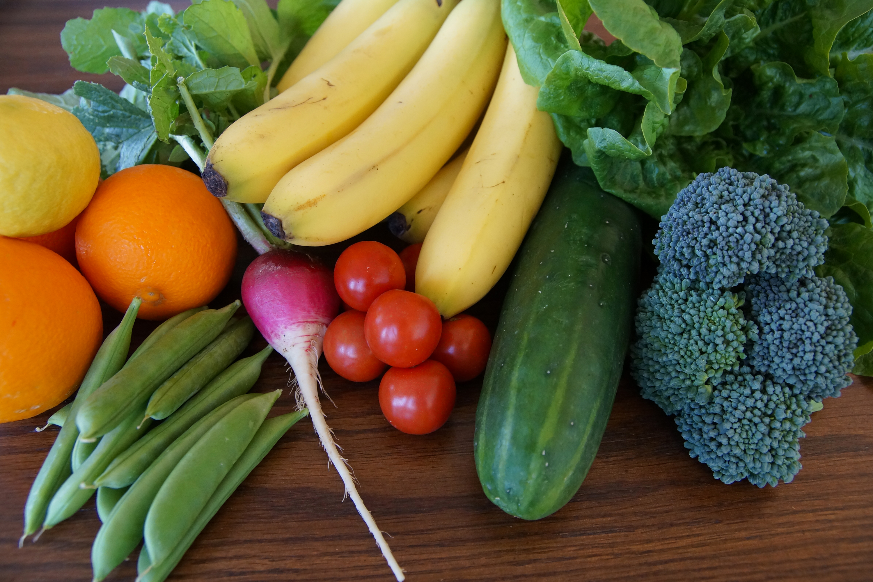 Fruits & Vegetables That Build Up the Immune System | LIVESTRONG.COM