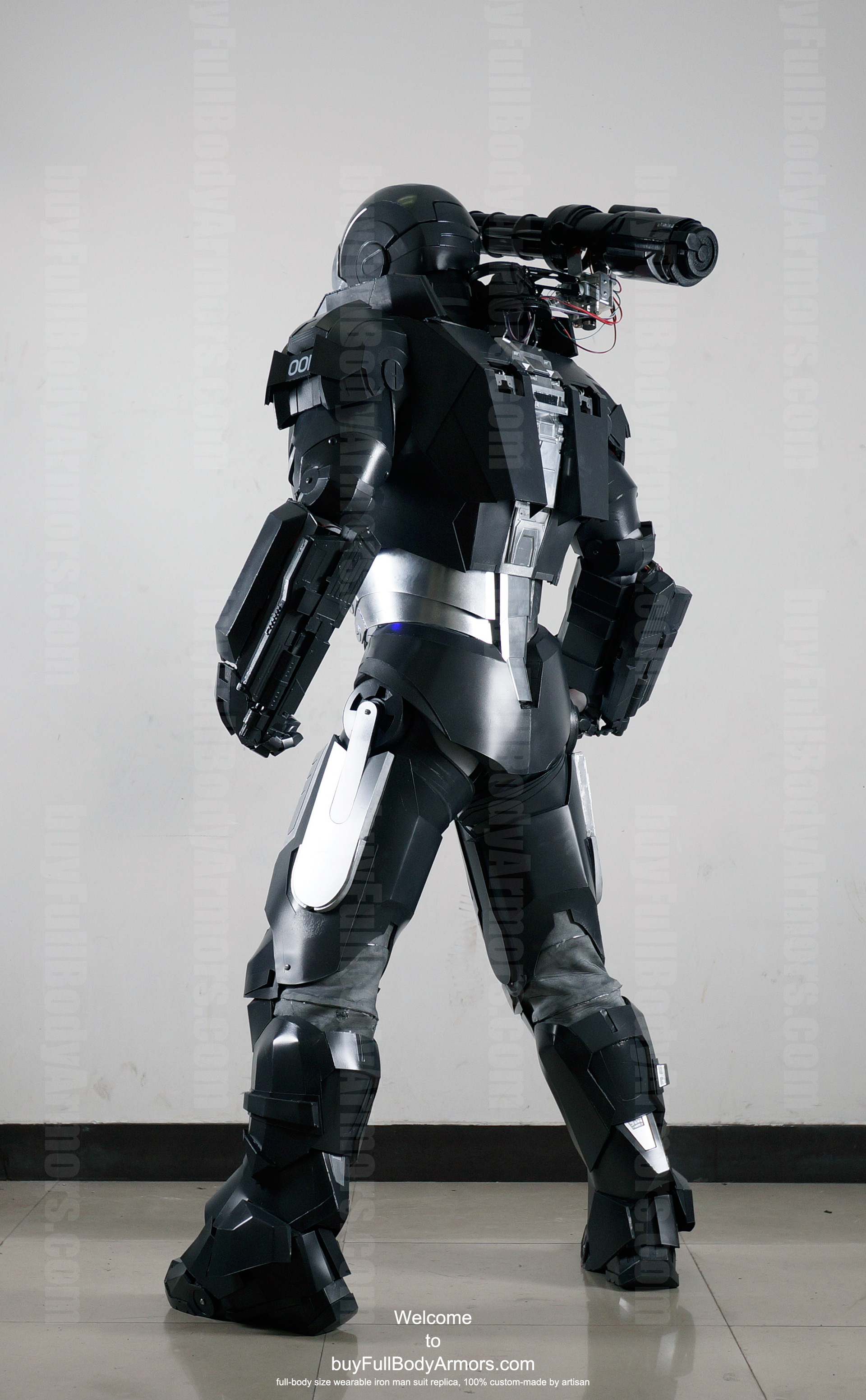 Buy Iron Man suit, Halo Master Chief armor, Batman costume, Star ...