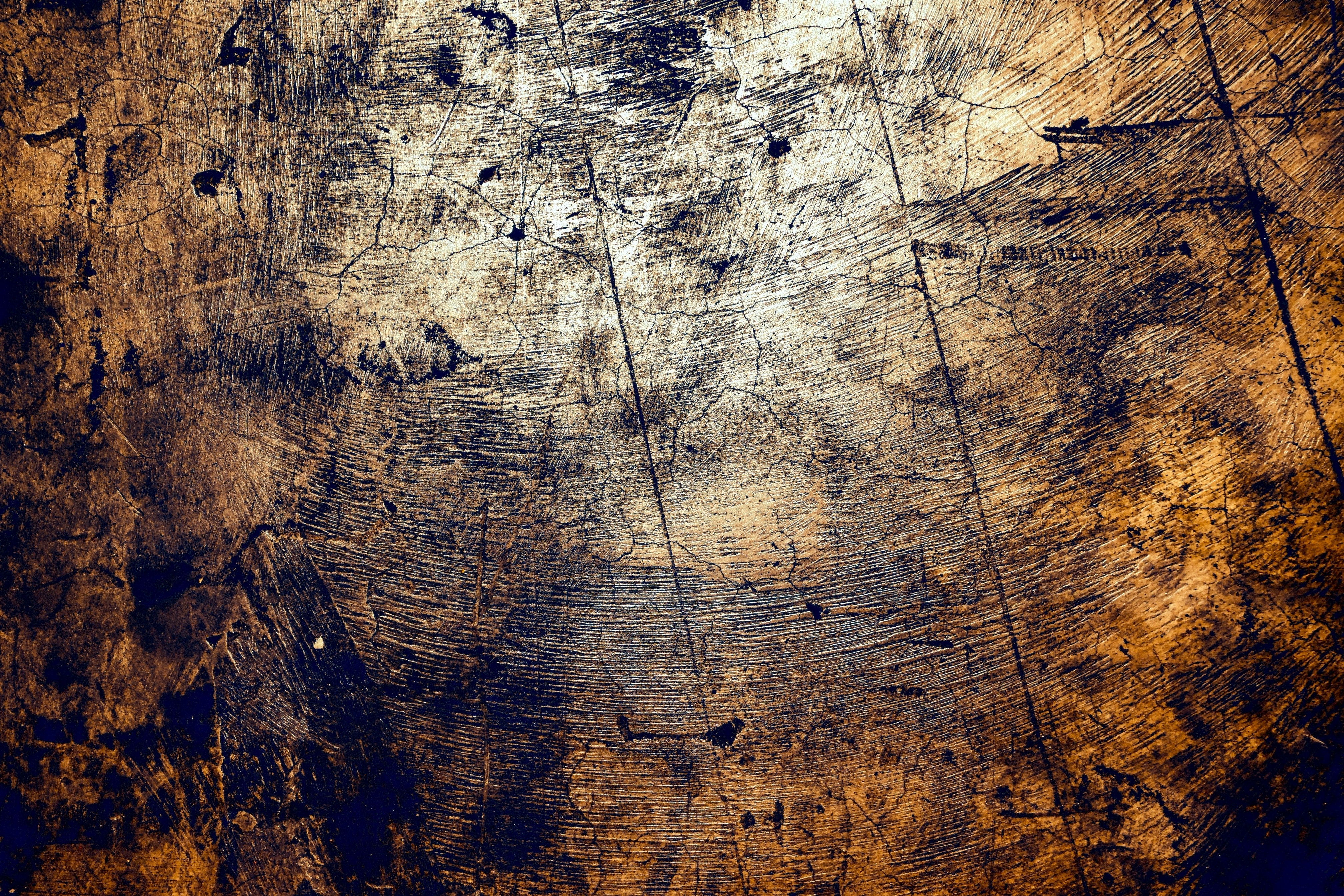 Free photo: Full Frame Shot of Abstract Background - rusty, rough ...