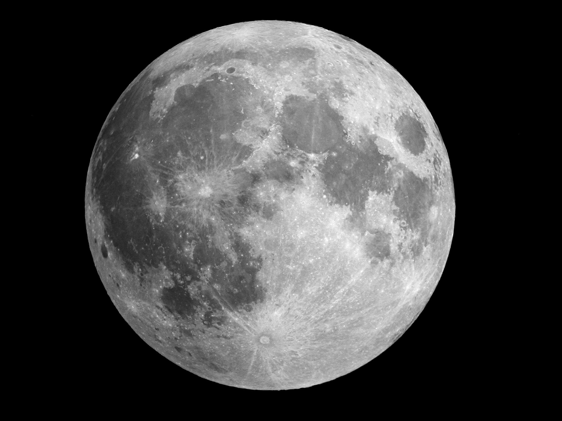 January 29th full moon | 10 Minute Astronomy