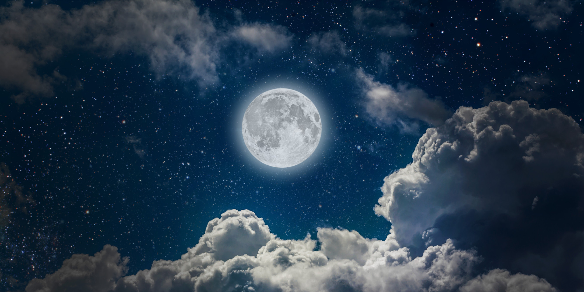 Full Moon Names by Month (Northern & Southern Hemisphere) | Spirit ...