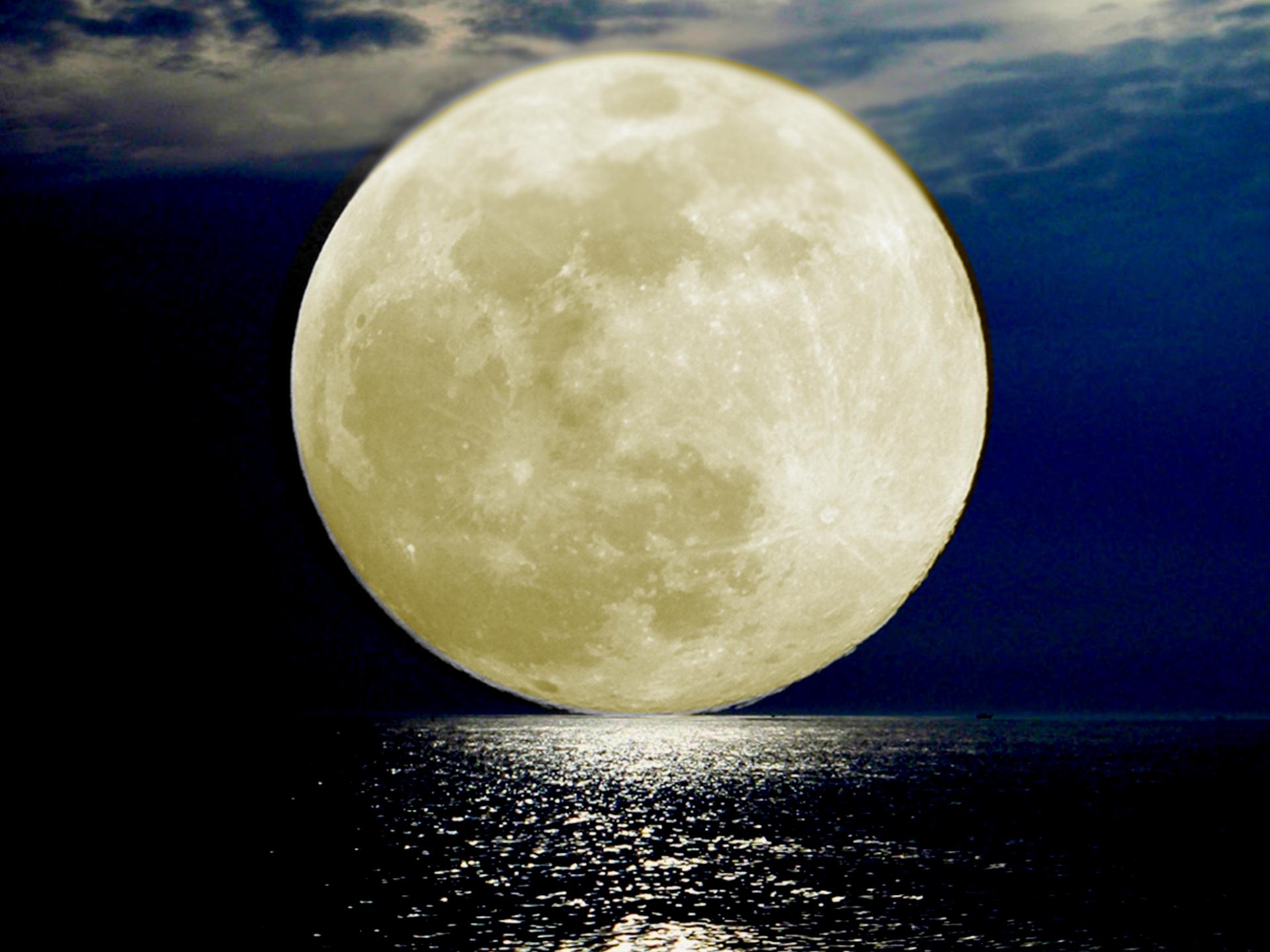 full-moon-over water   Namaste Yoga