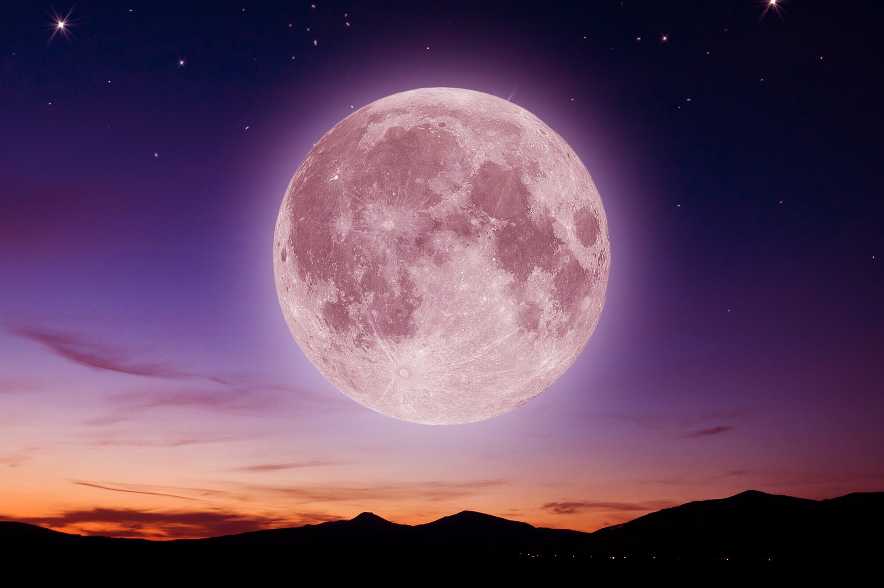Full Moon In Scorpio: Acting On Our Passions and Desires ...