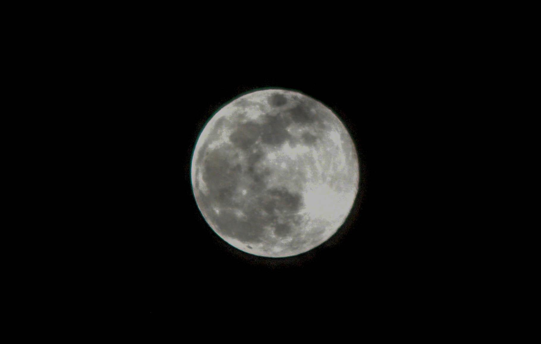Full Moon, Lunar, Moon, Planet, Space, HQ Photo