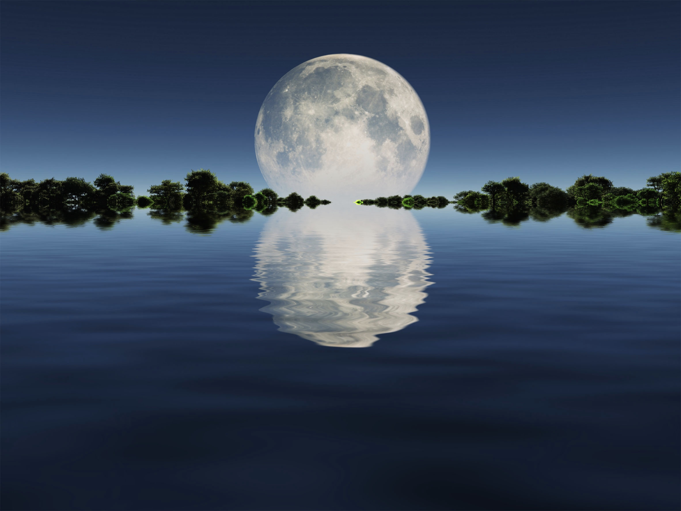 Full Moon - Soul Bridging