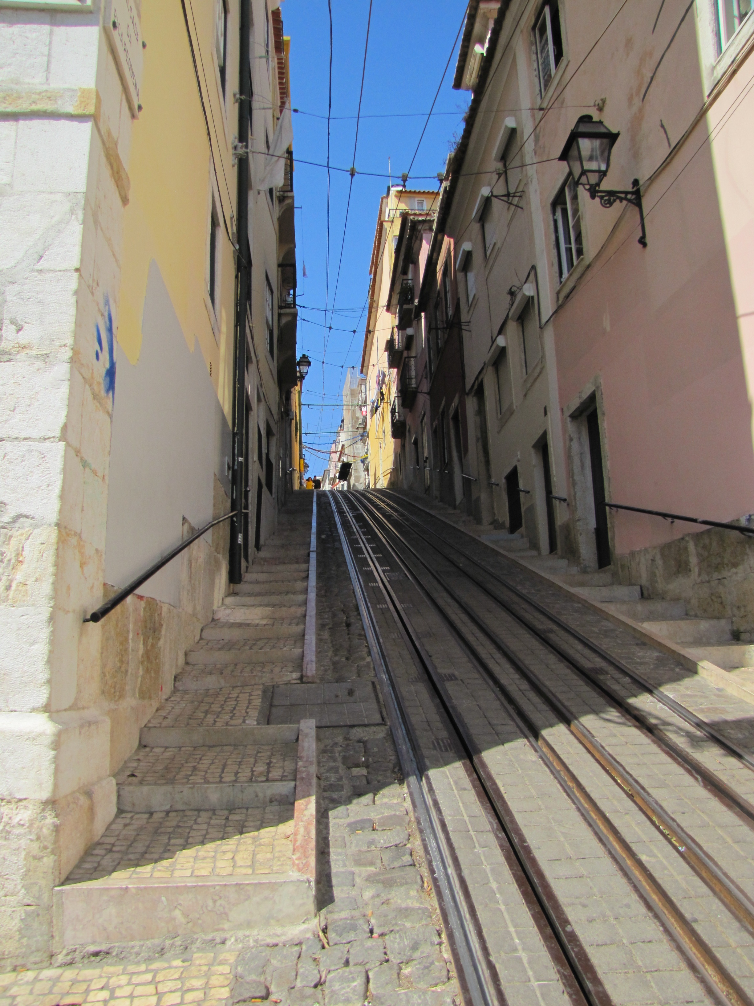 Funicular Street, Architecture, Construction, Old, Street, HQ Photo