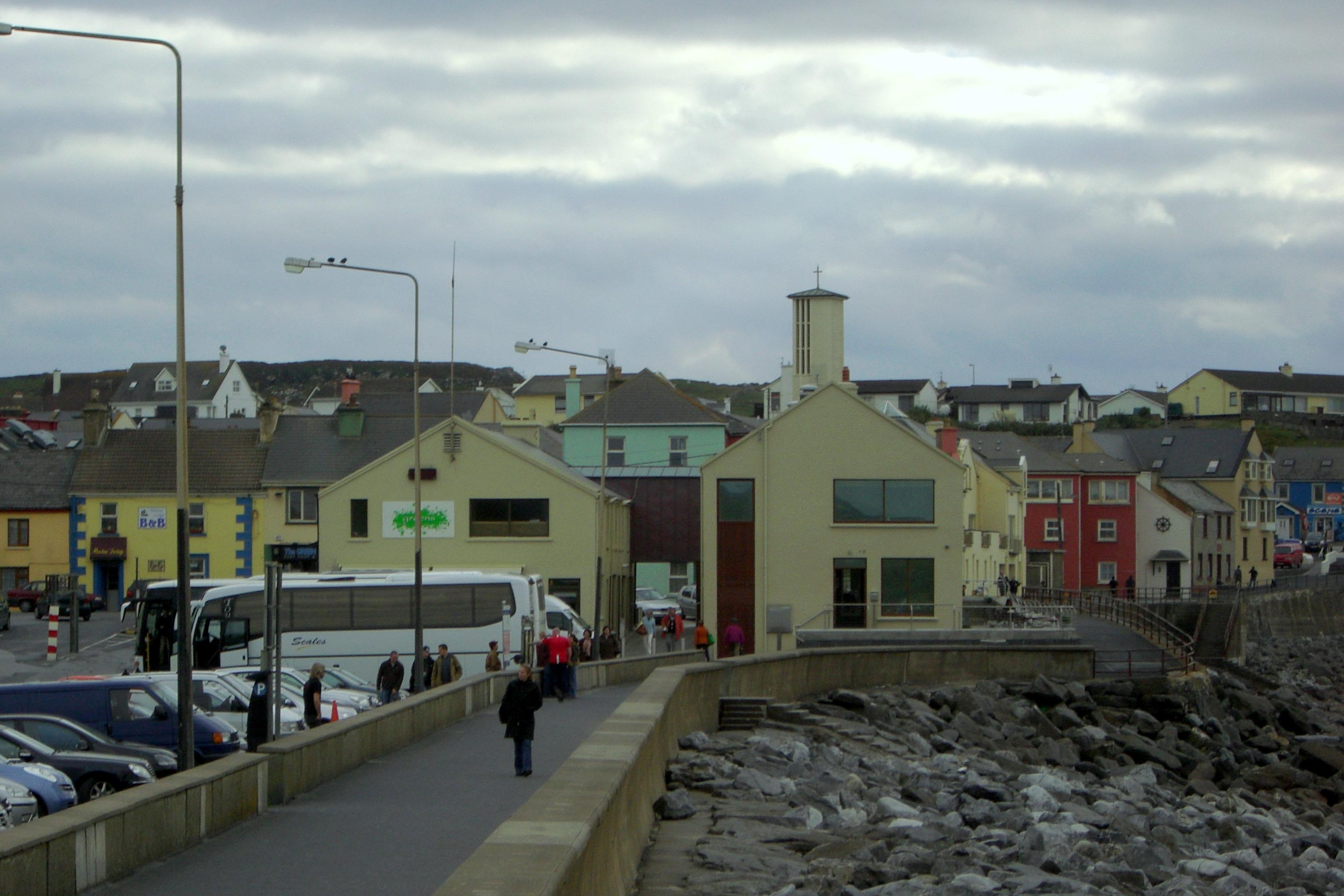 Galway bay - ireland photo