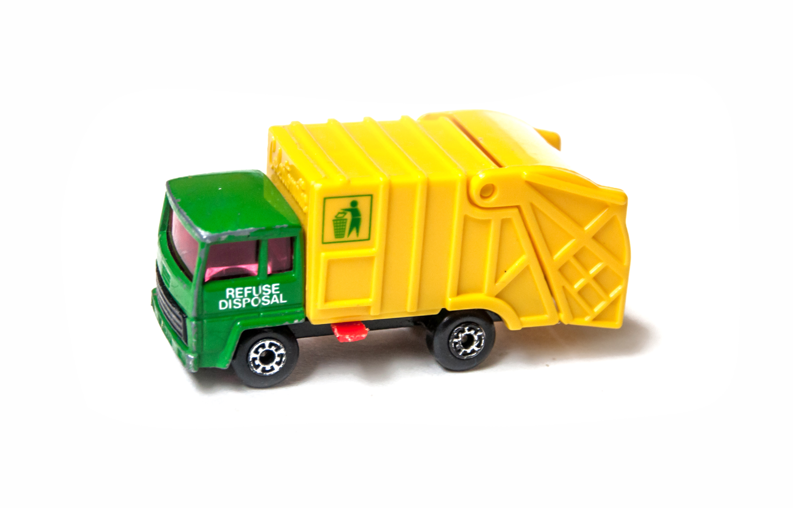 Garbage truck toy, Toy, Recycle, Recycling, Refuse, HQ Photo