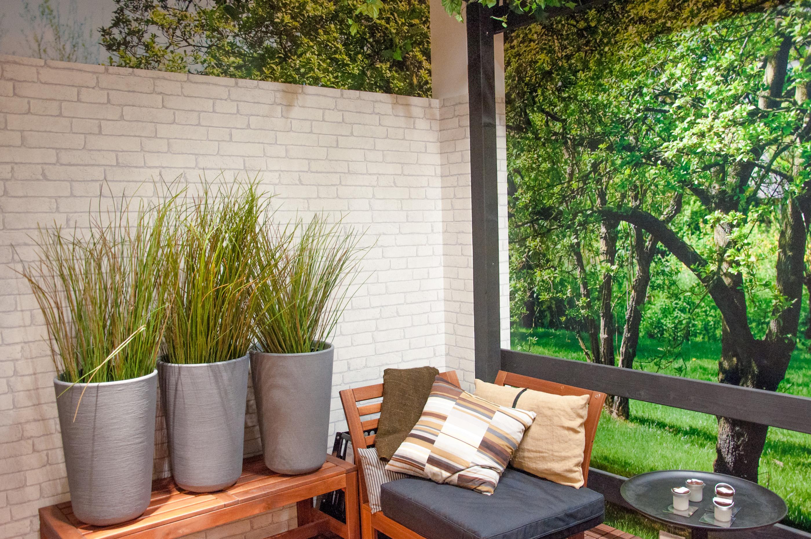 Garden furniture photo
