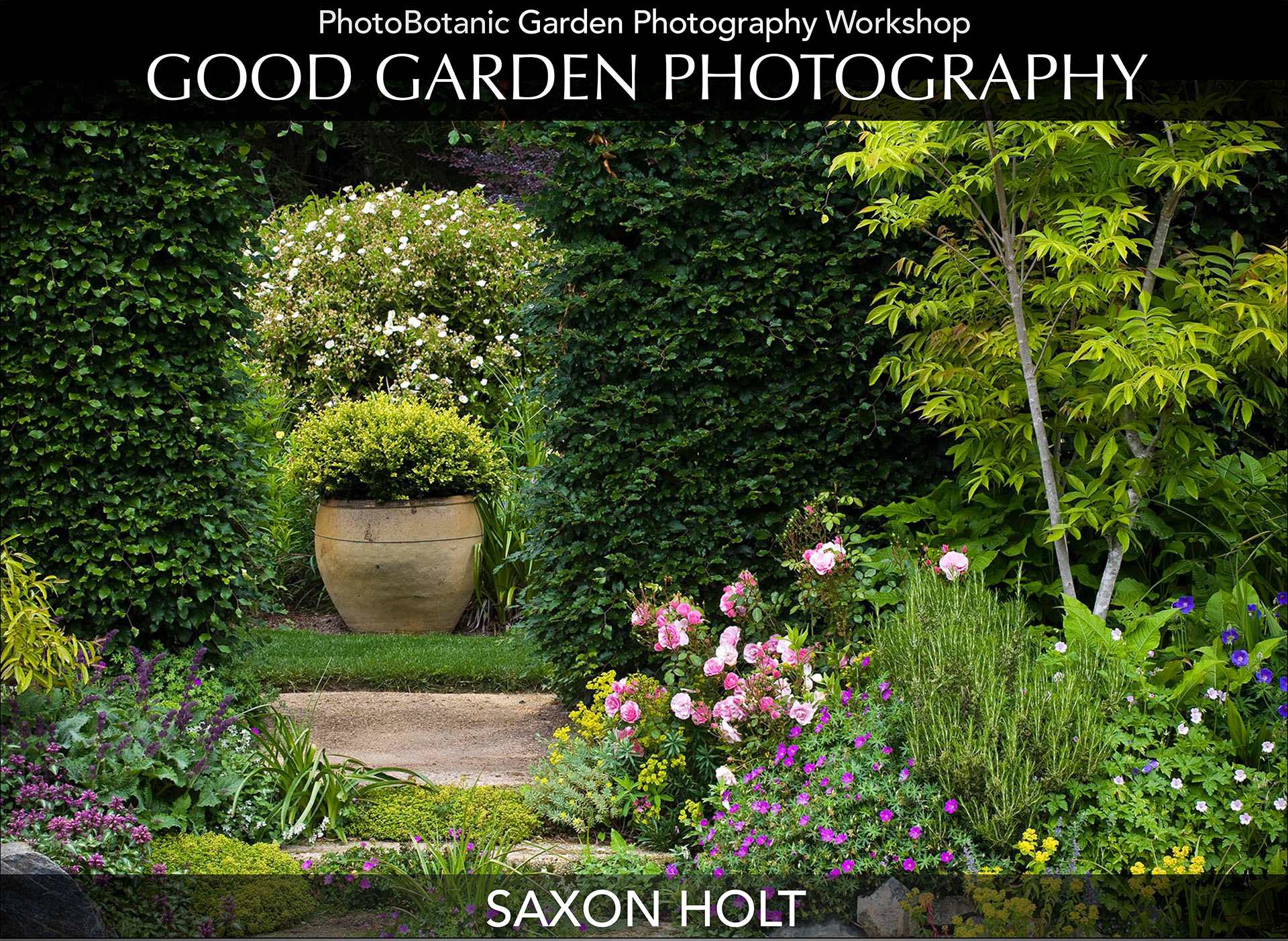 Good Garden Photography - The Book - Photobotanic
